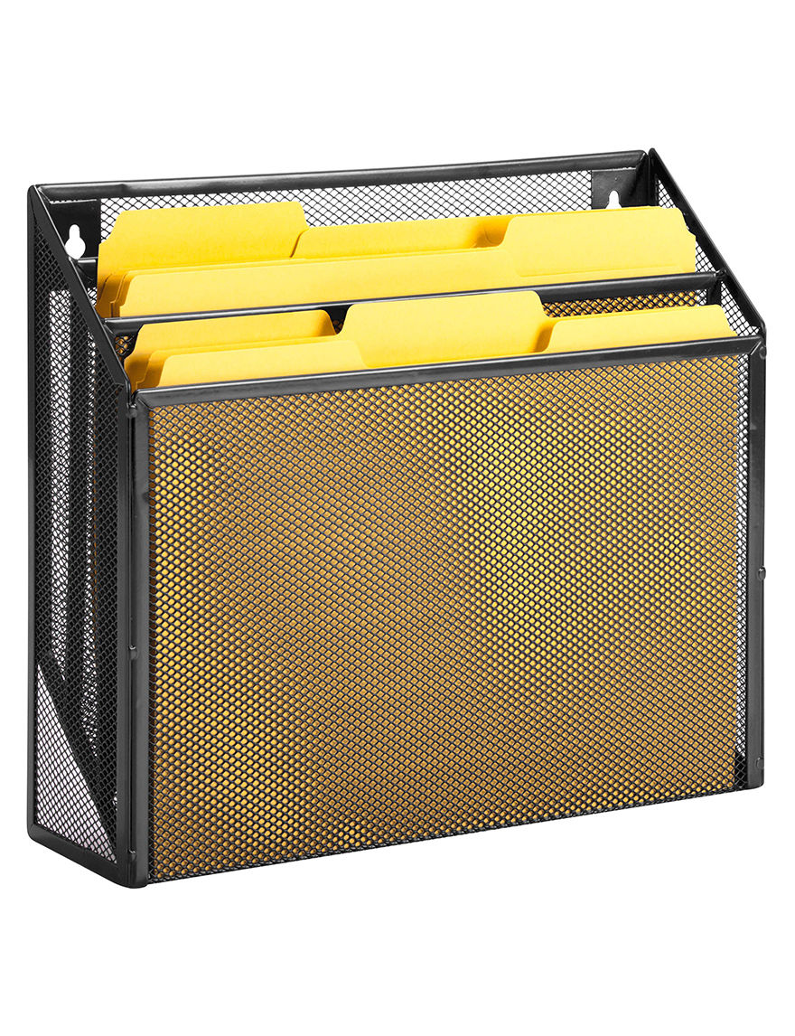 Honey-Can-Do International Black Storage & Organization