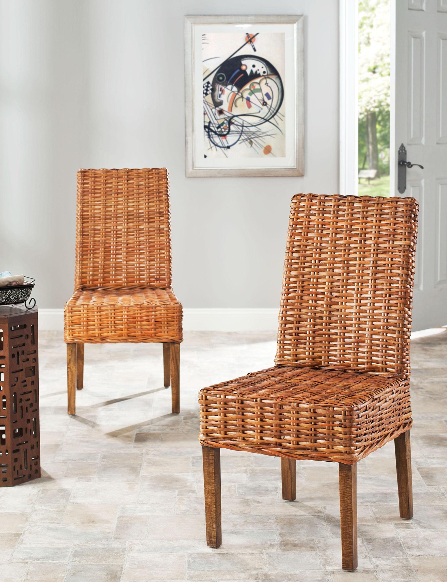 Safavieh Honey Accent Chairs Kitchen & Dining Furniture