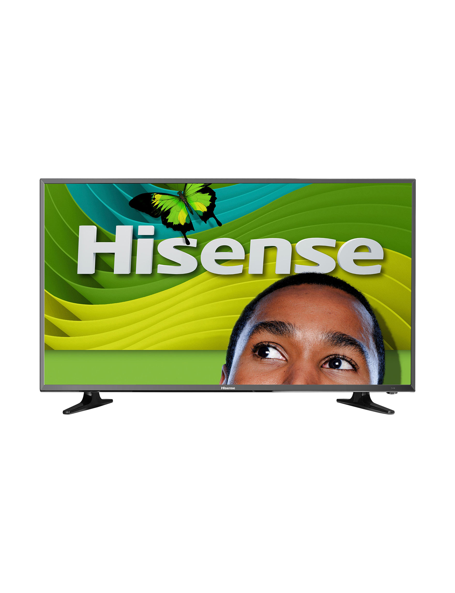 Hisense Black Home Theater Systems Televisions TV & Home Theater