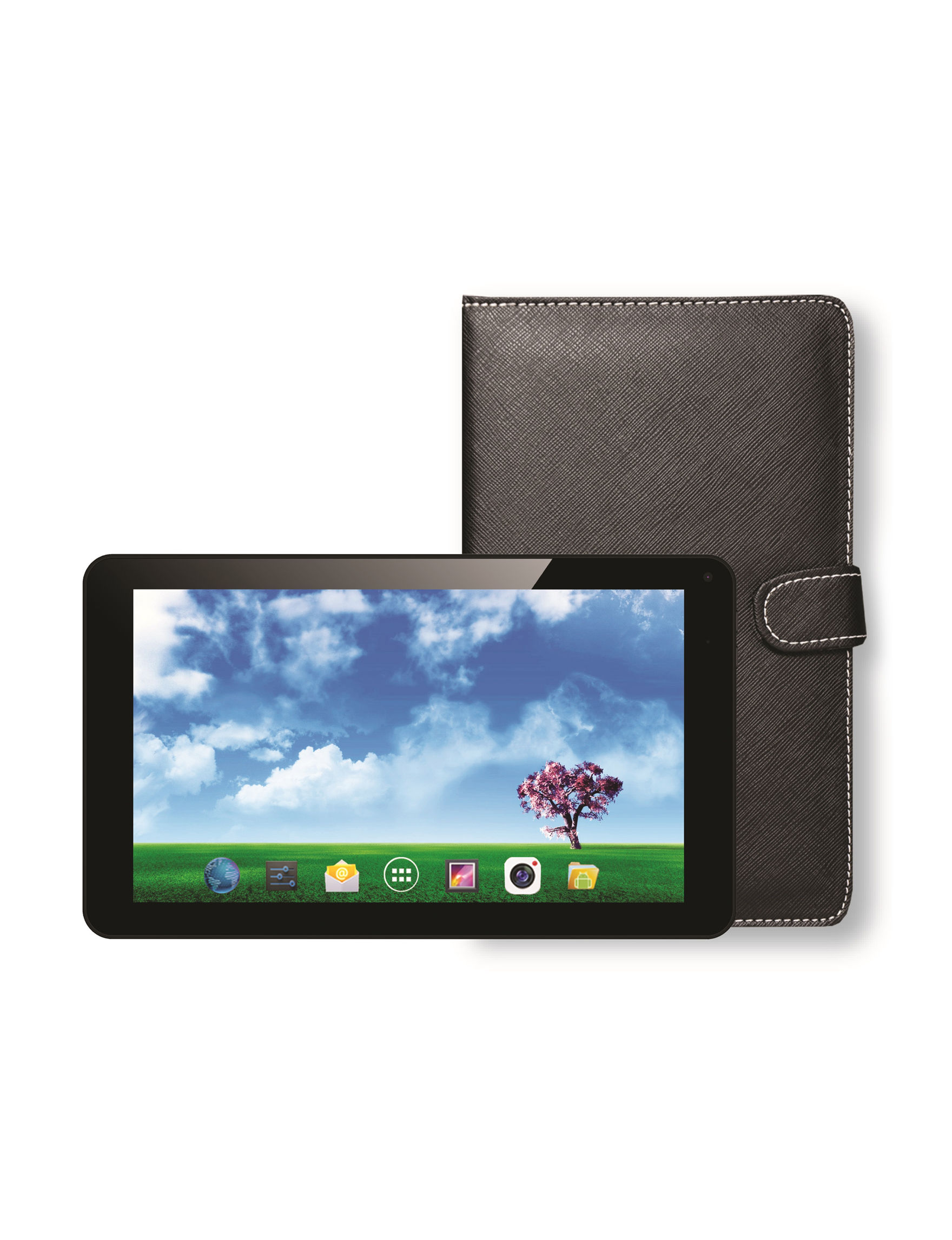 Supersonic Black Tablets Computers & Tablets