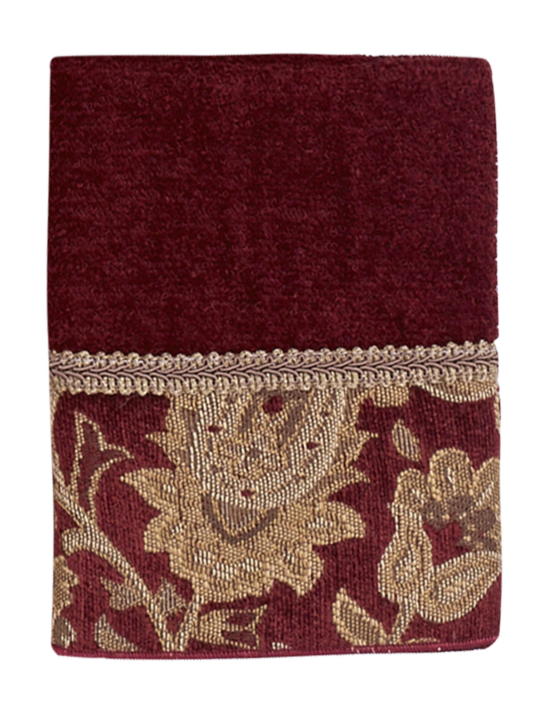 Avanti Brick Washcloths Towels