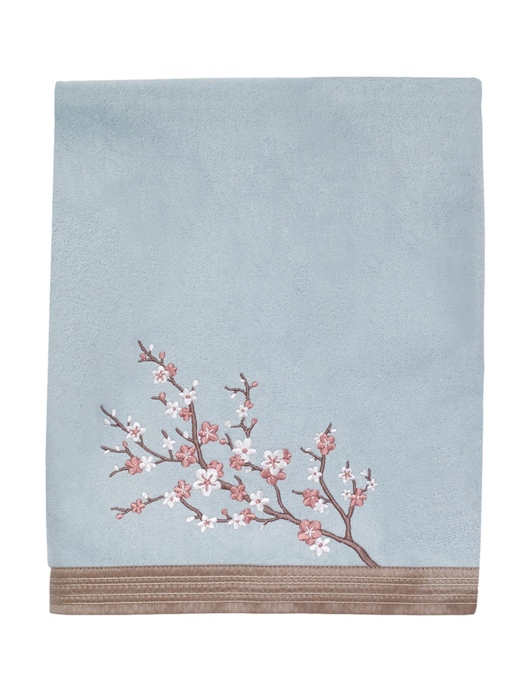 Avanti Aqua Bath Towels Towels