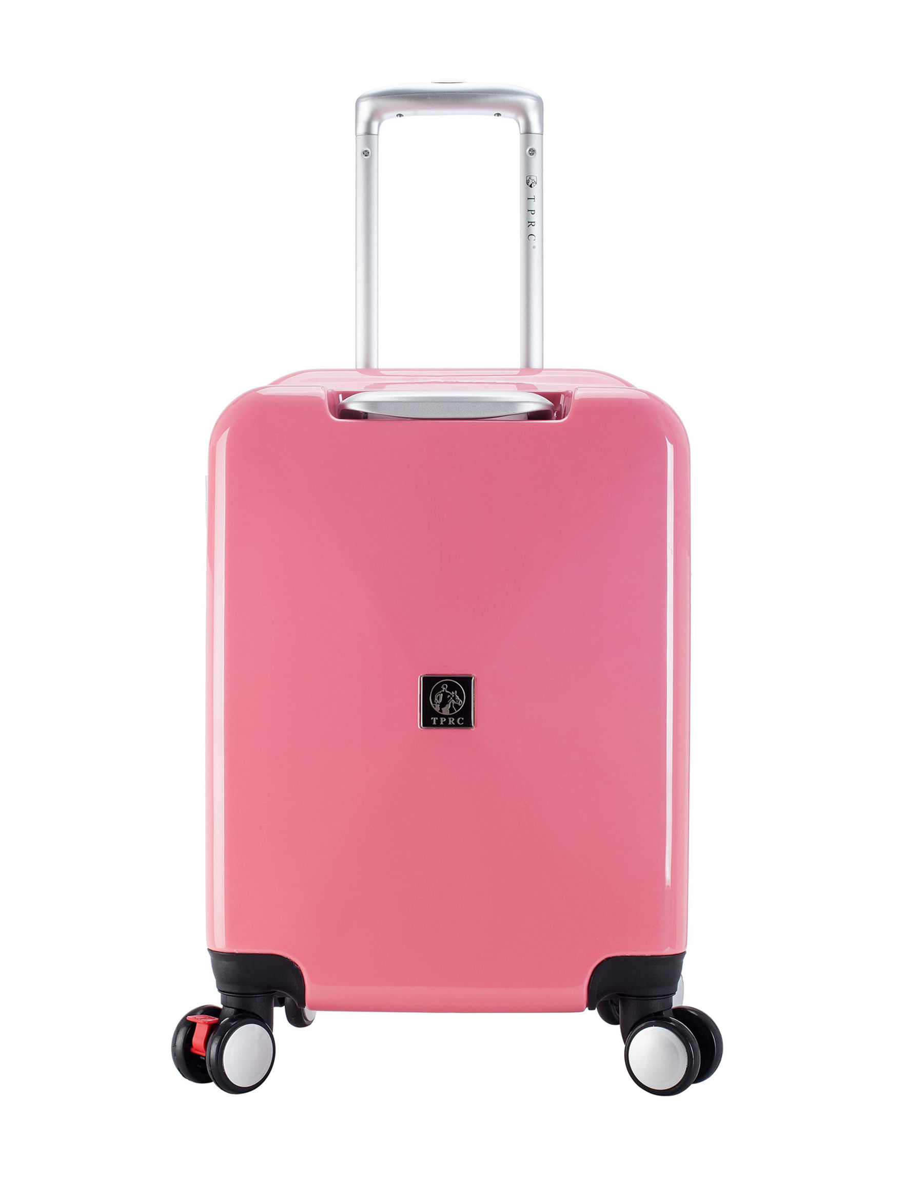 Seat-On Pink Upright Spinners