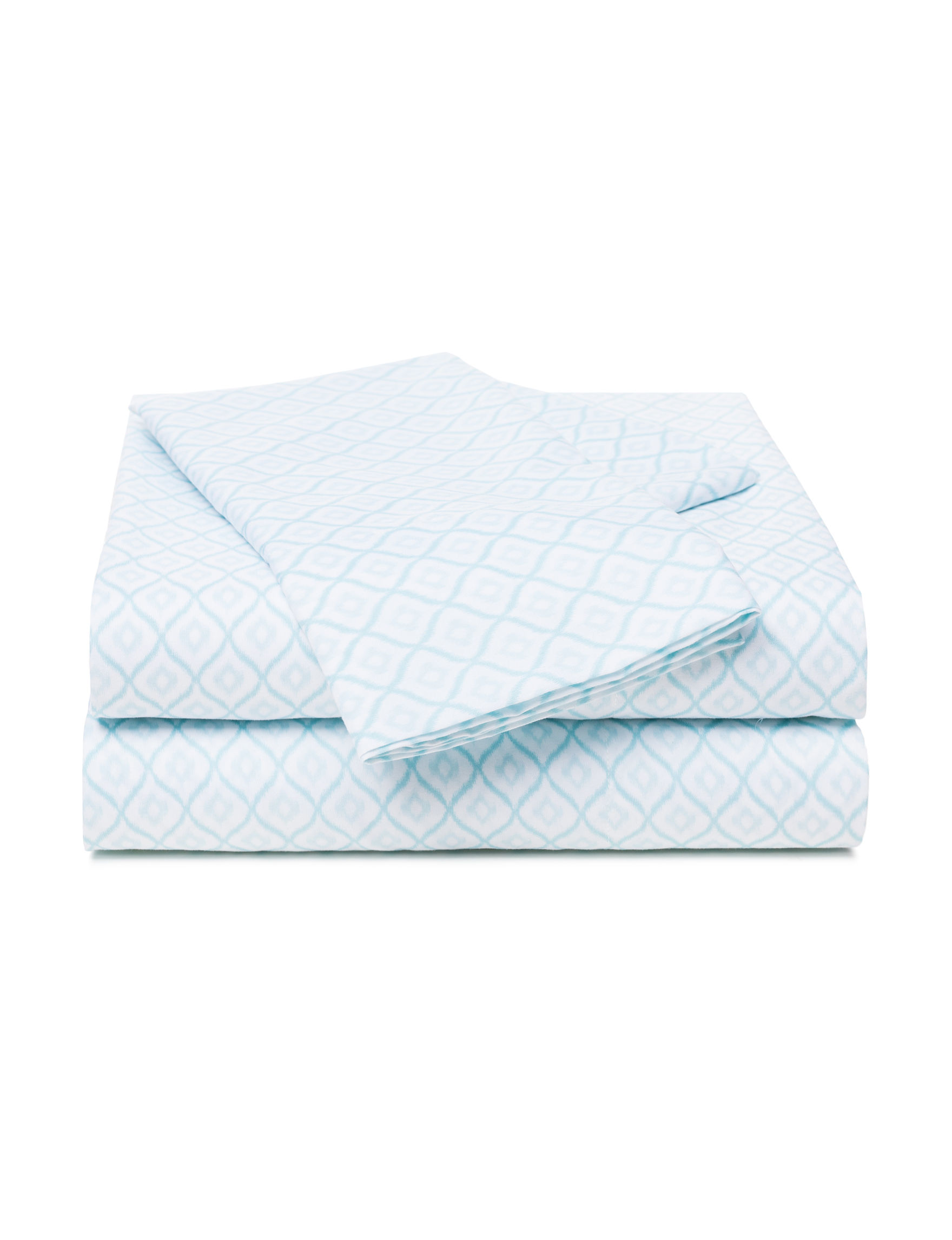 Great Hotels Collection Aqua Sheets & Pillowcases