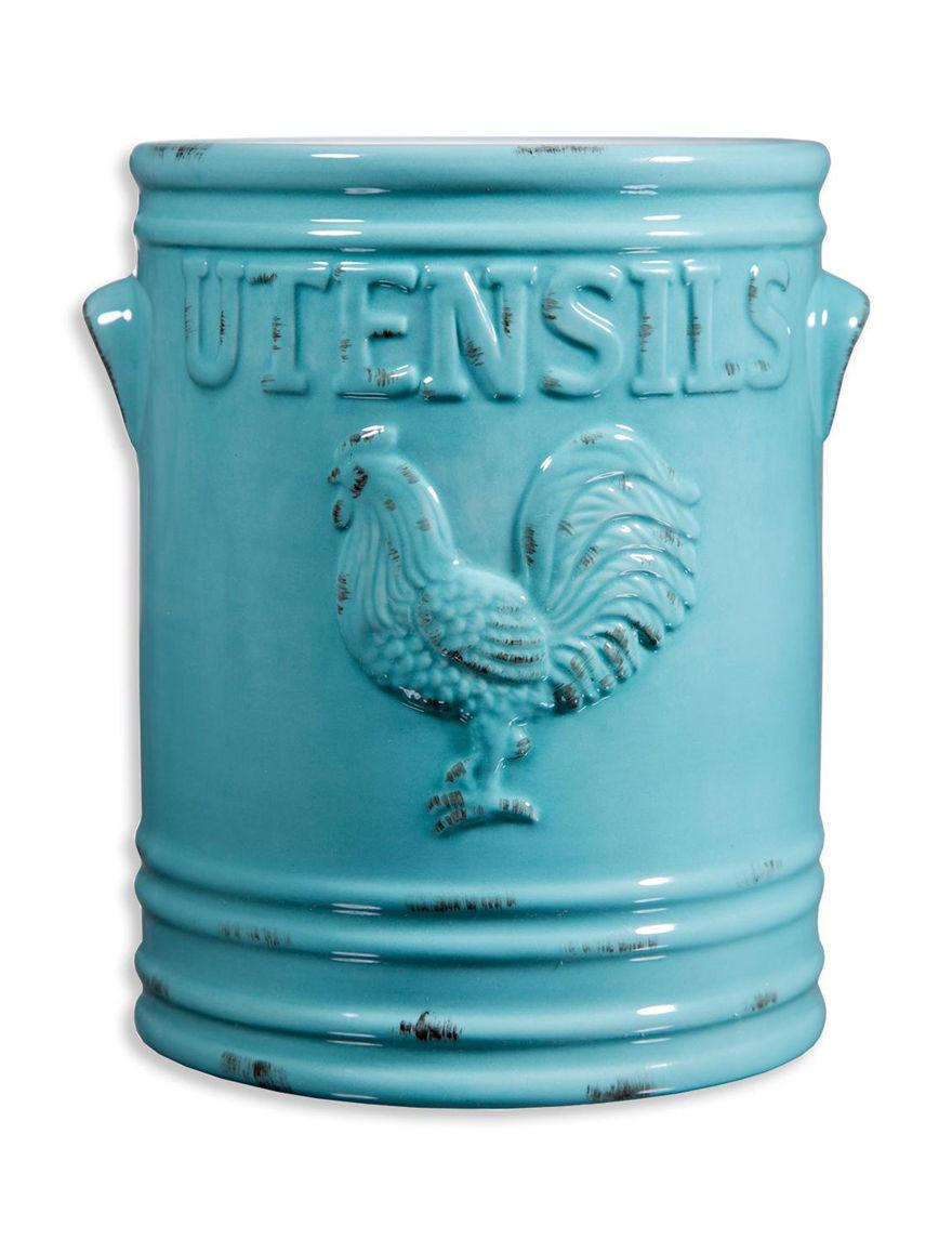 Home Essentials Aqua Kitchen Storage & Organization