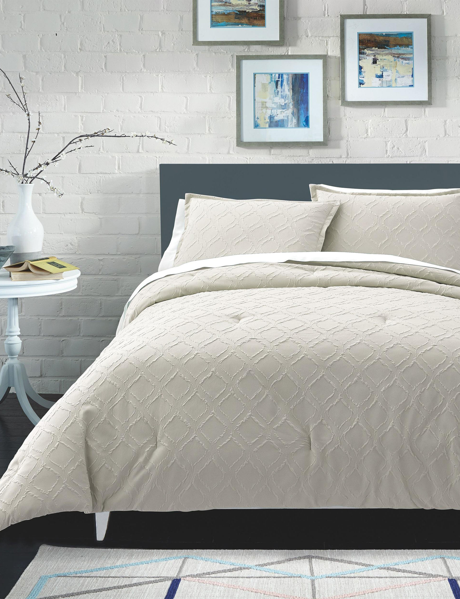 Great Hotels Collection Tan Comforters & Comforter Sets