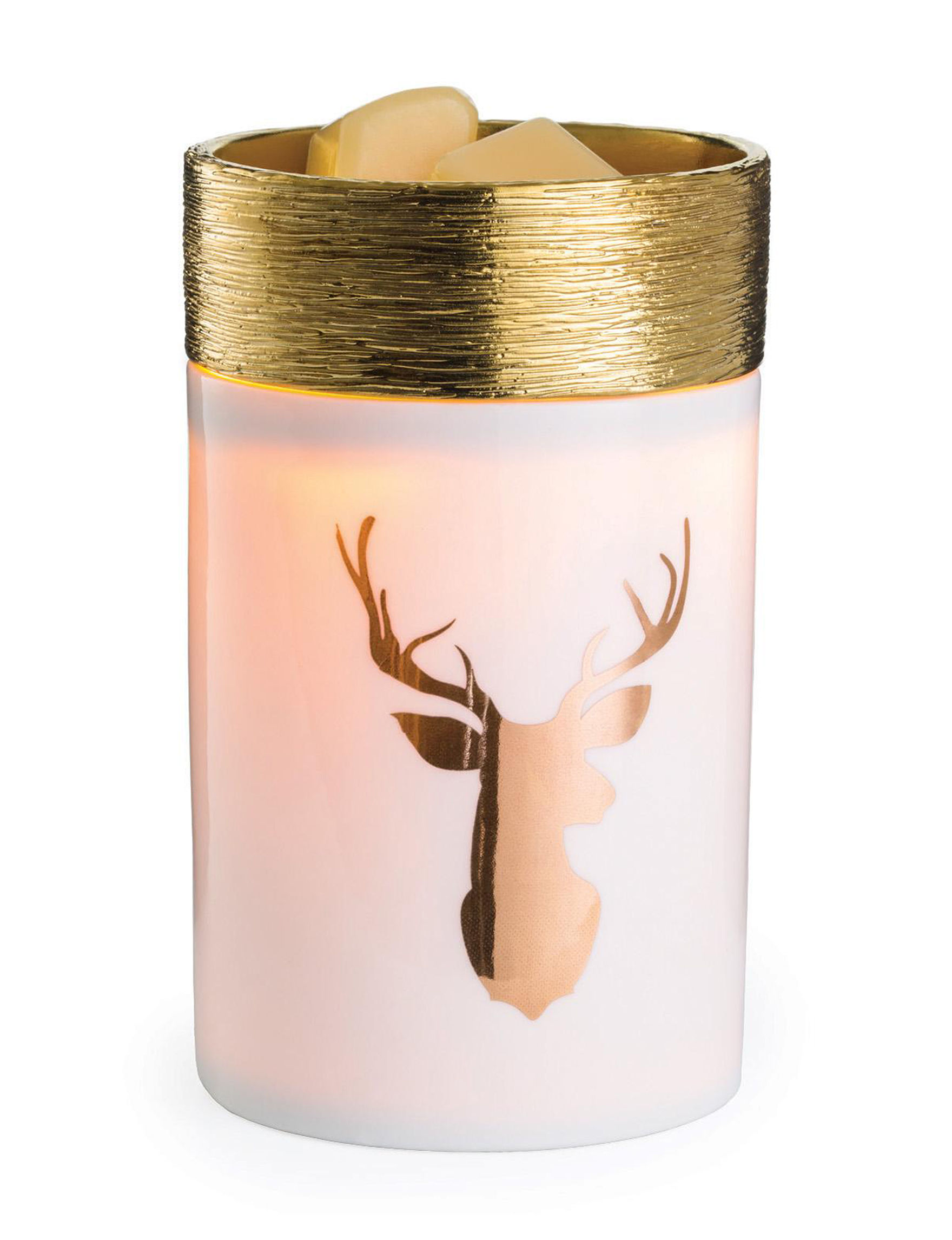 candle warmers golden stag fragrance warmer stage stores