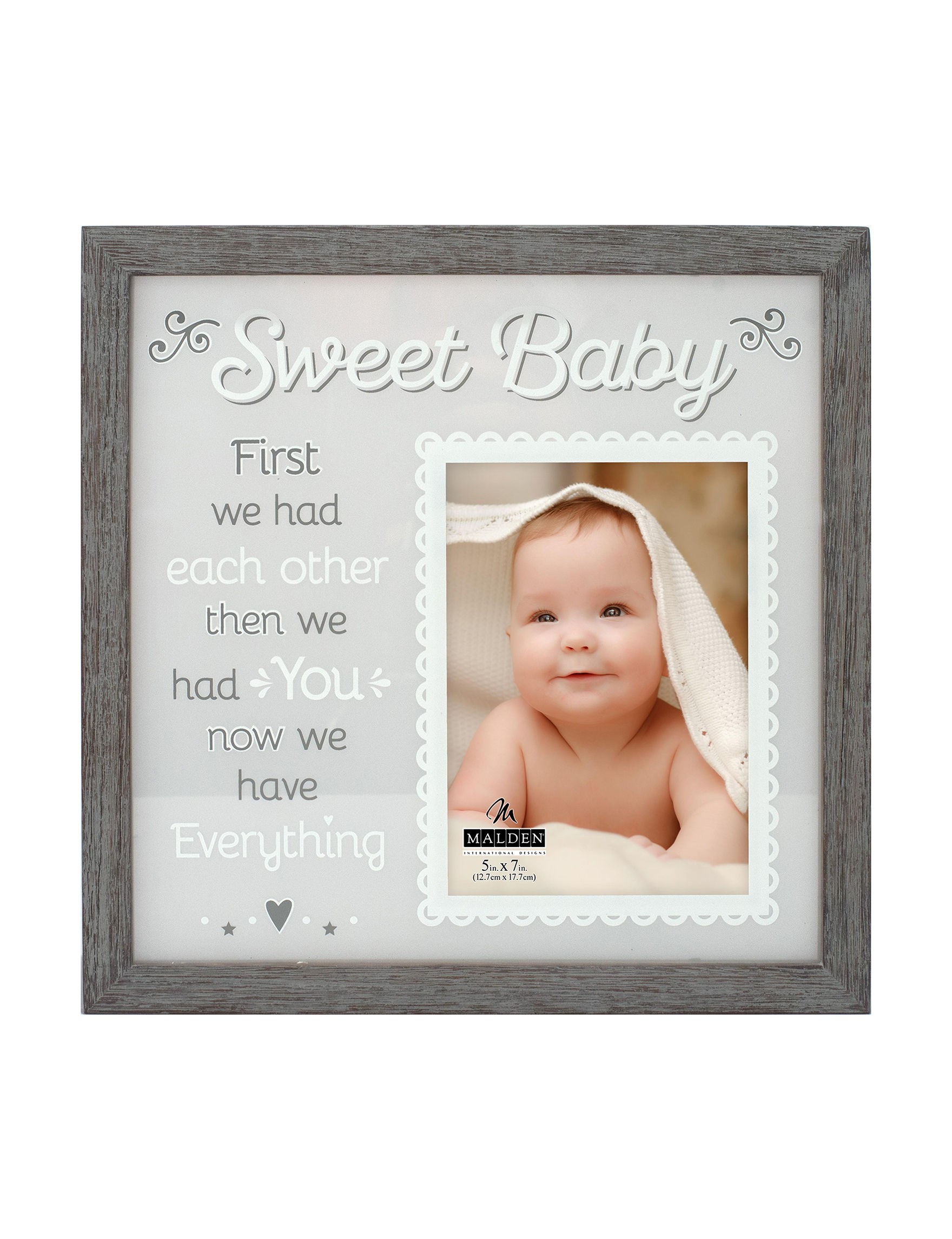 Malden Clear Wall Art Frames & Shadow Boxes