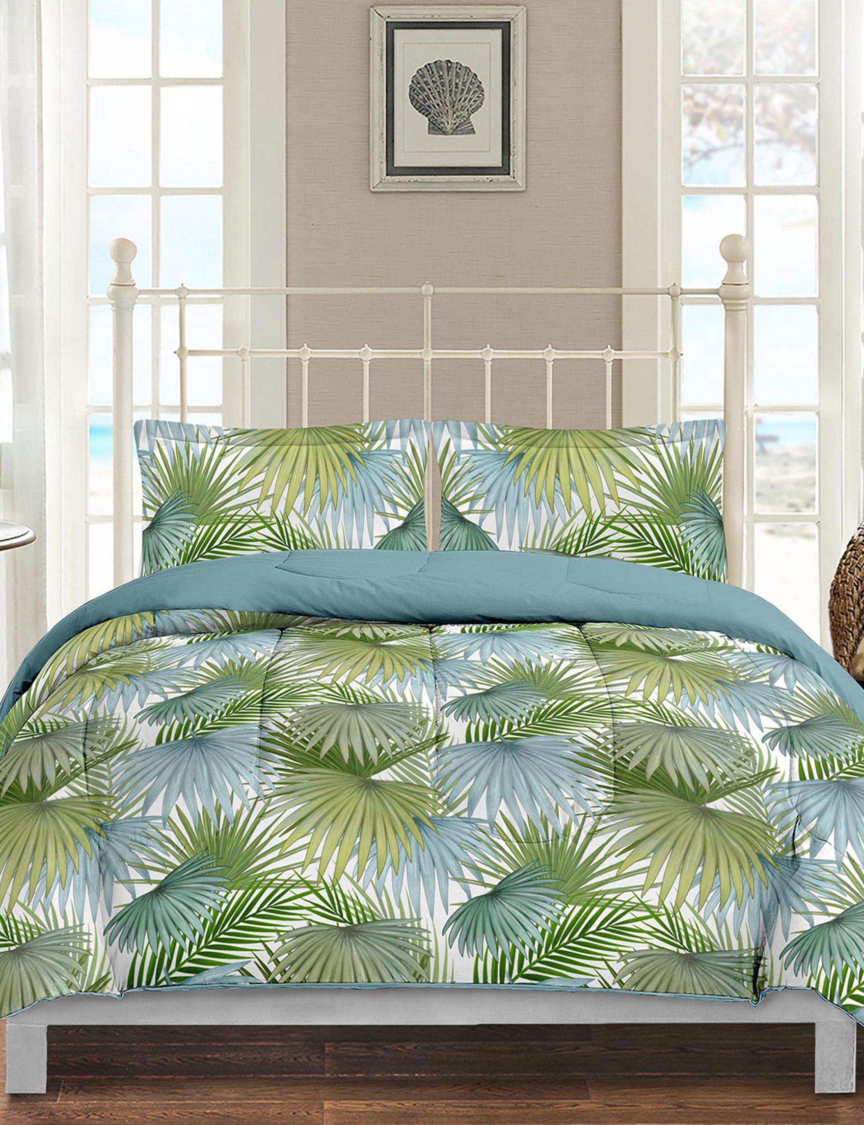 Caribbean Joe Multi Comforters & Comforter Sets
