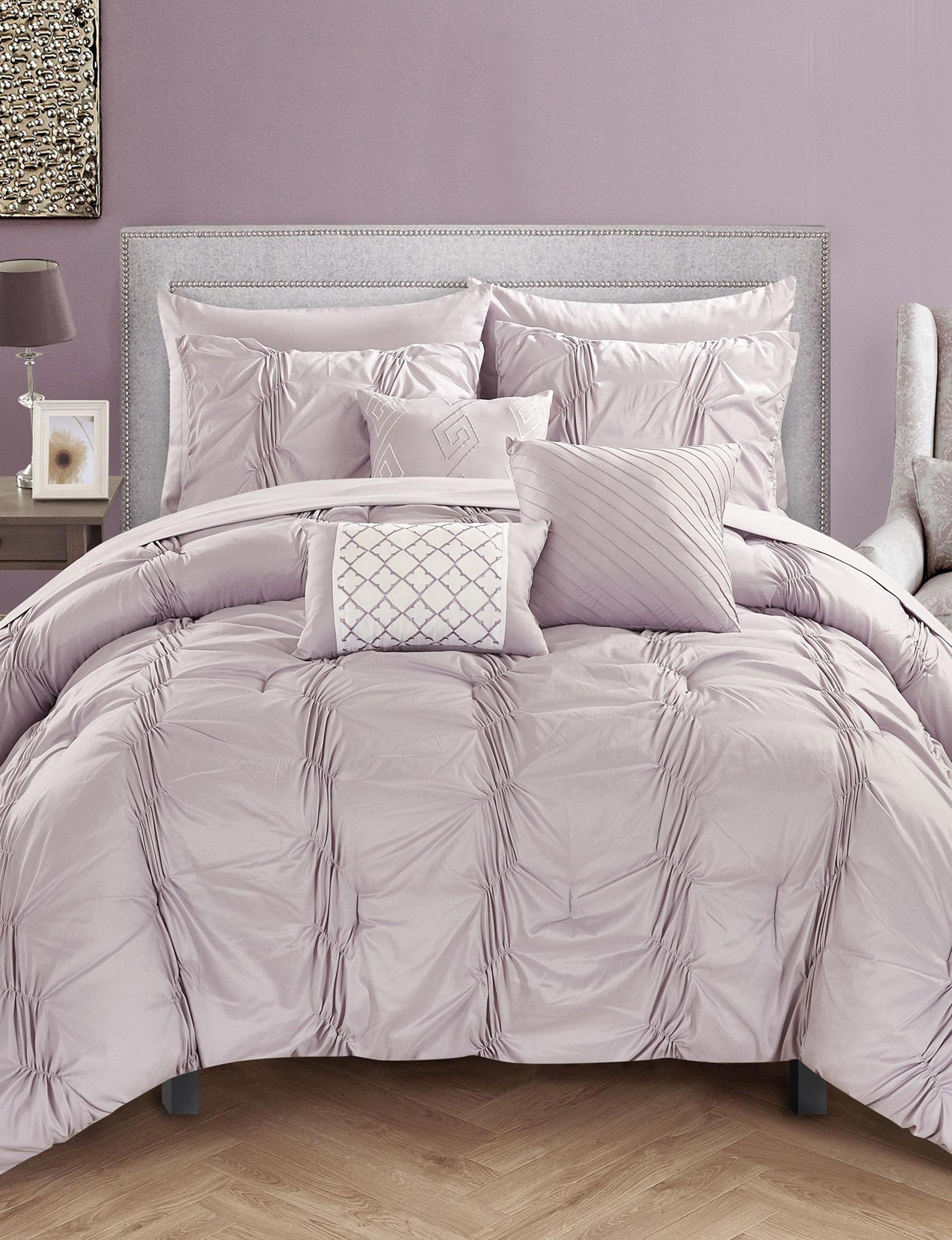 Chic Home Design Lavender Comforters & Comforter Sets