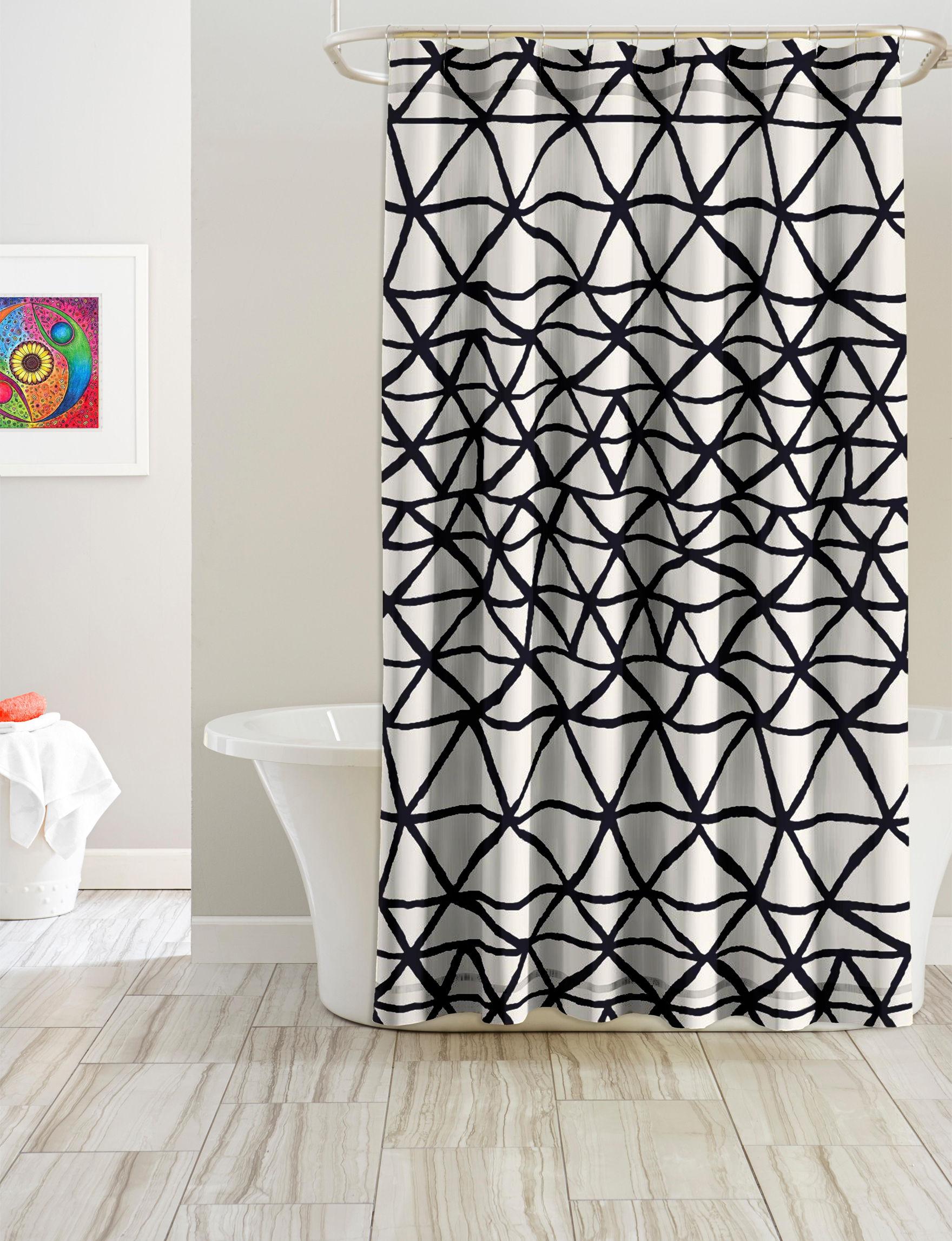 Pointehaven  Shower Curtains & Hooks