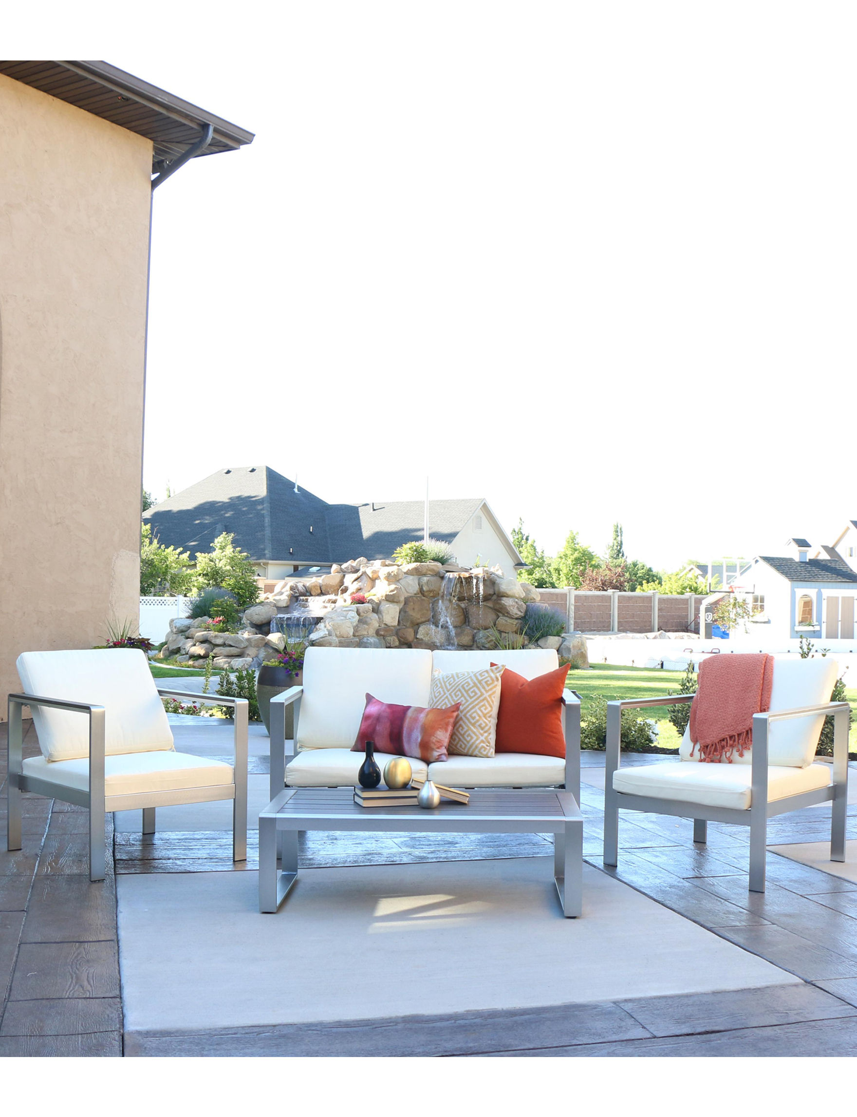 Walker Edison  Patio & Outdoor Furniture