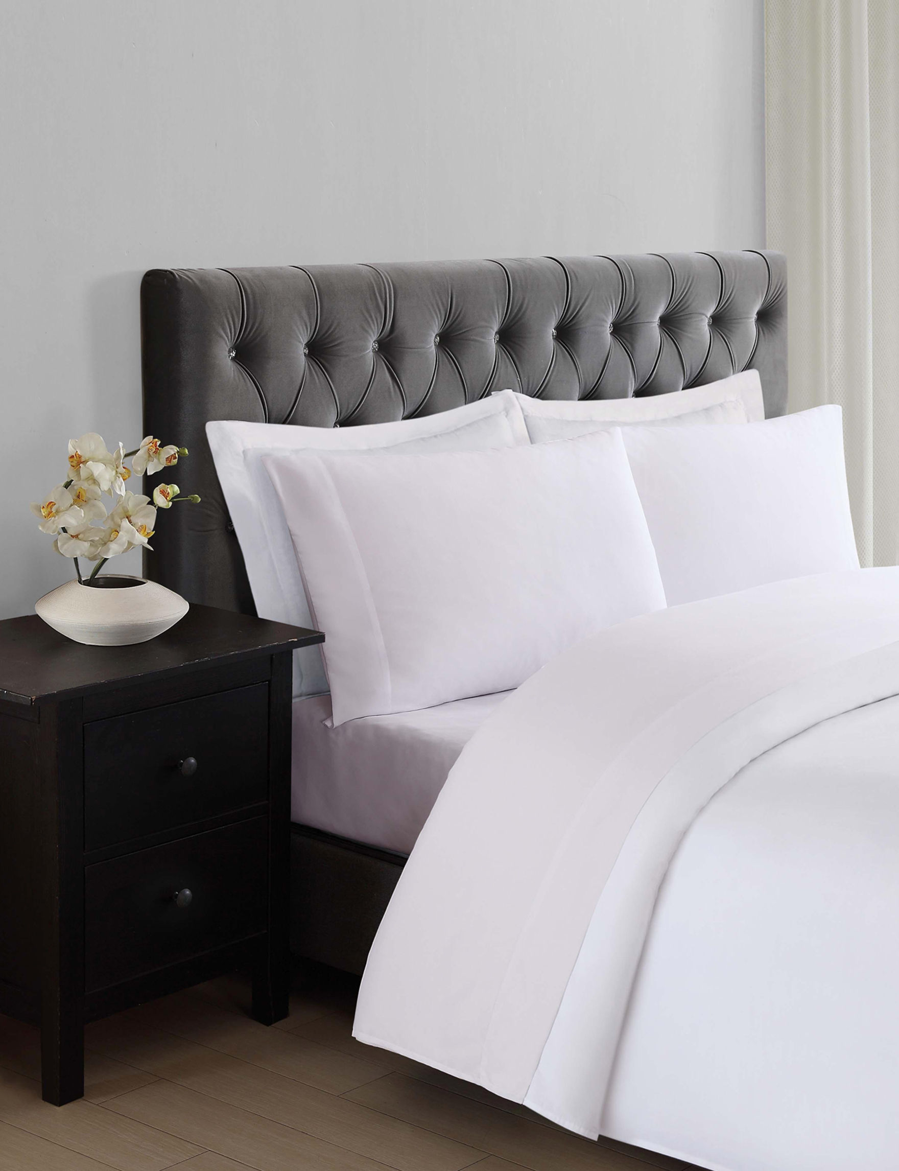 Truly Soft White Sheets & Pillowcases
