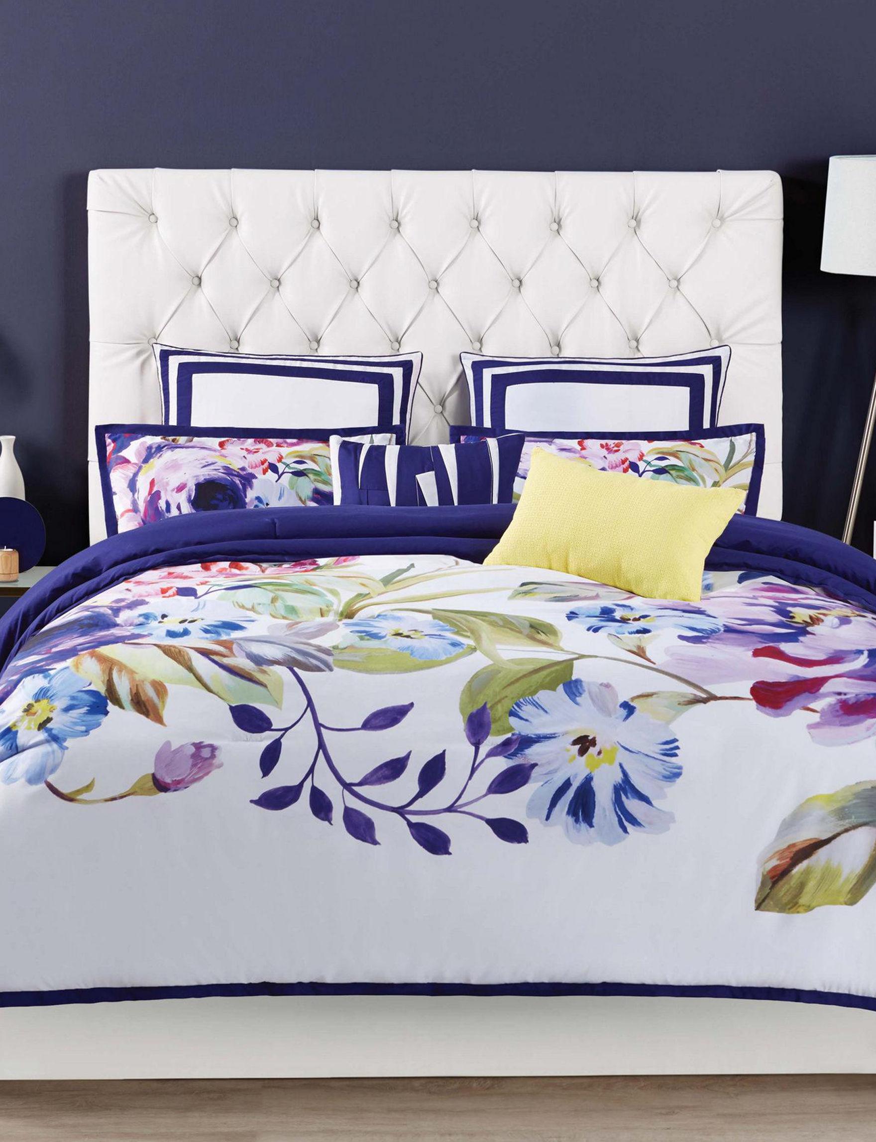 Christian Siriano New York White Decorative Pillows