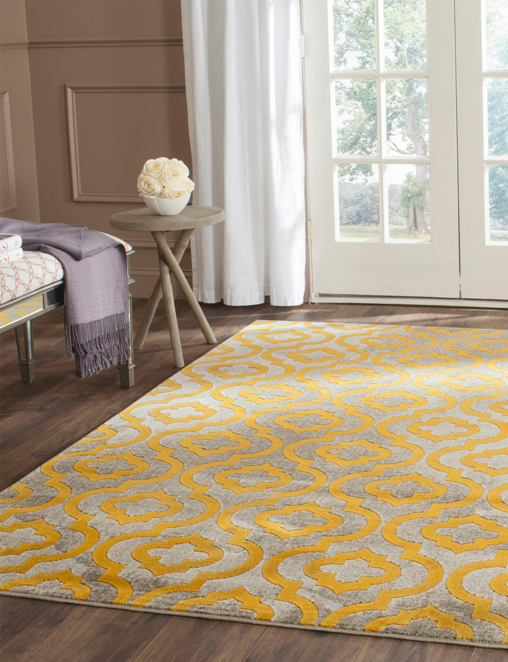 Safavieh Yellow Rugs