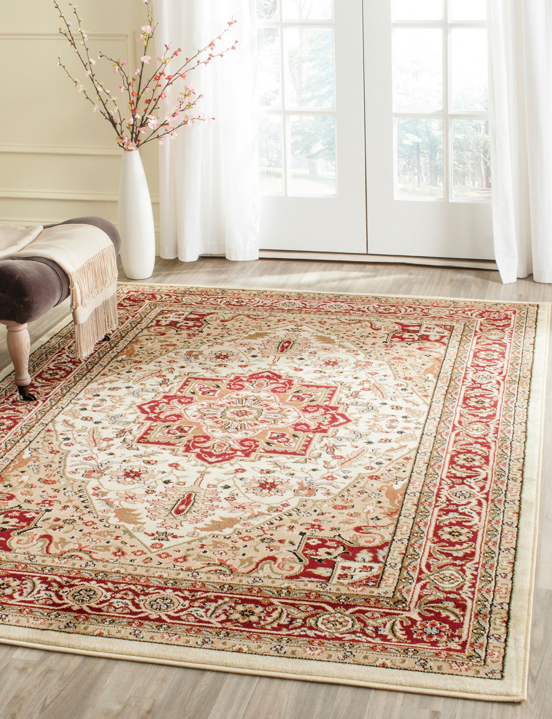 Safavieh Red Accent Rugs Area Rugs Runners Rugs