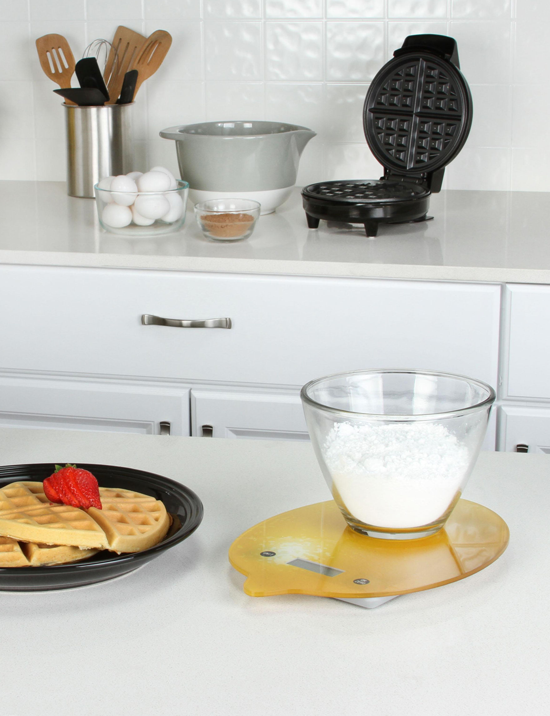 Kalorik Yellow Kitchen Appliances Prep & Tools