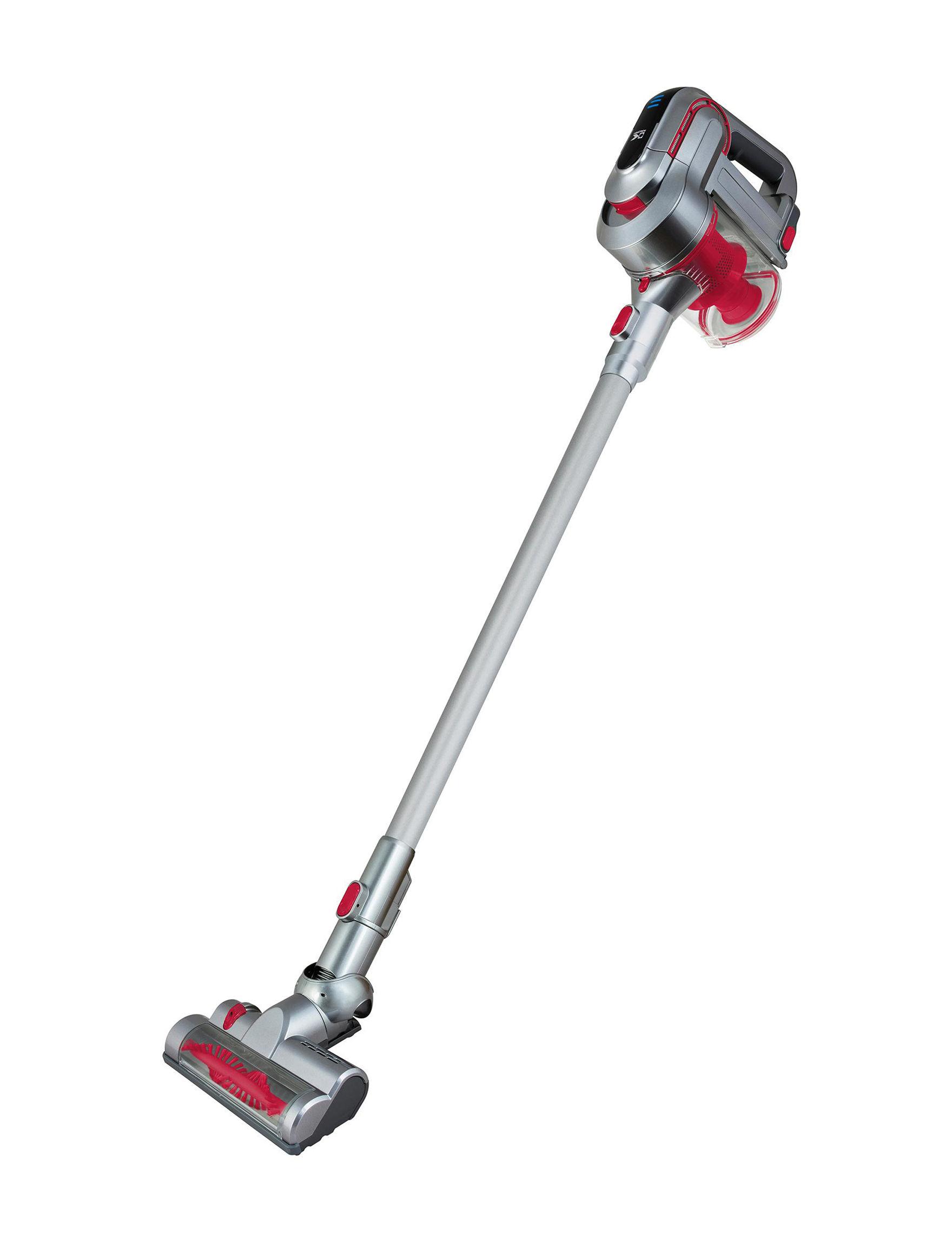 Kalorik Red Vacuums & Floor Care