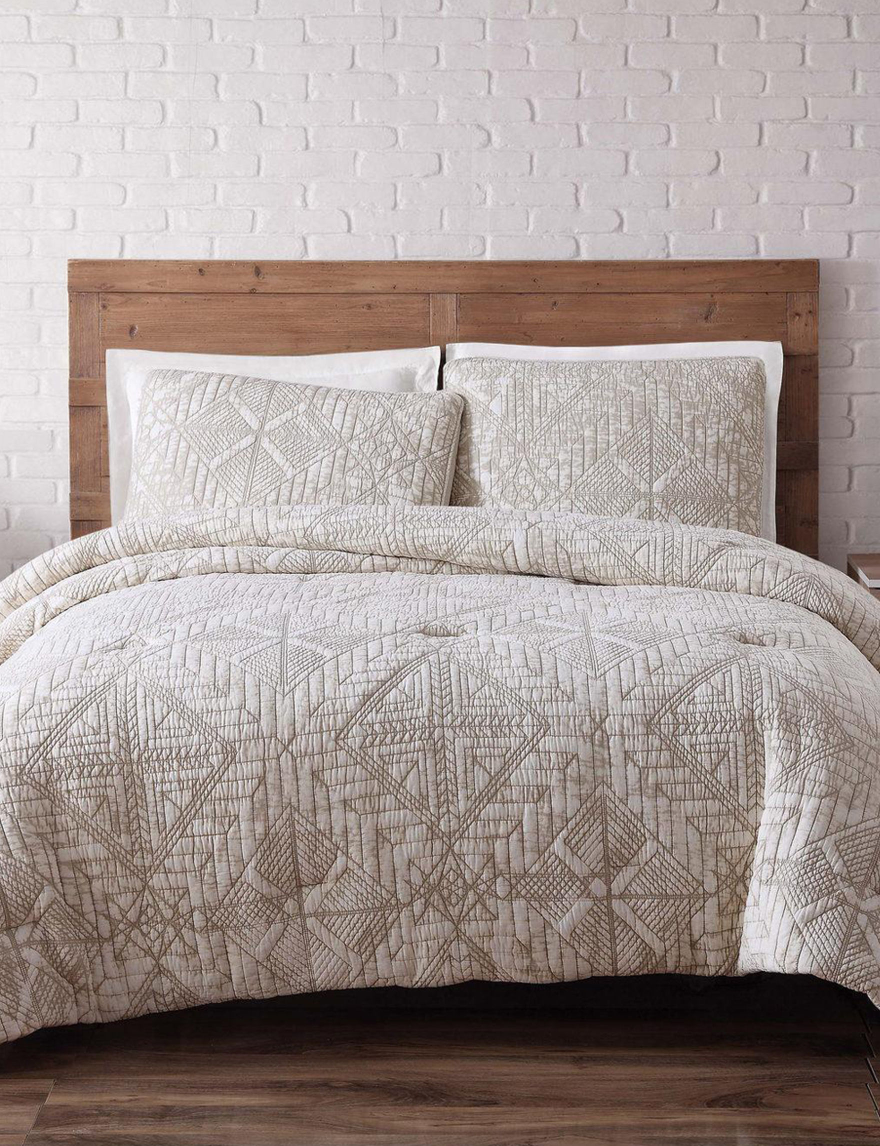 Brooklyn Loom White Comforters & Comforter Sets