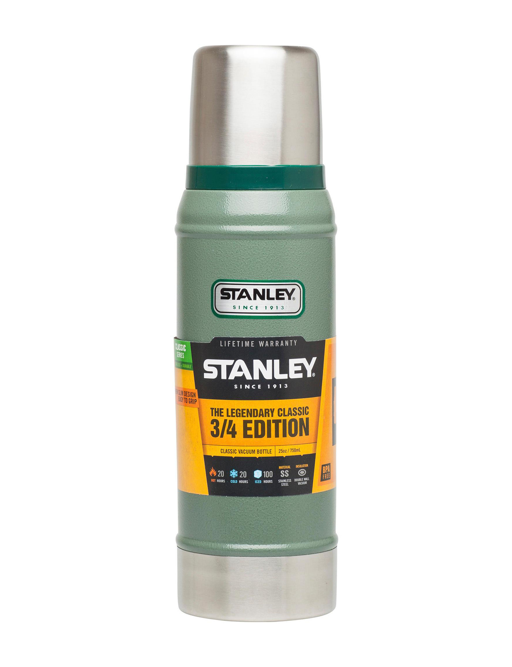 Stanley Green Tumblers Camping & Outdoor Gear Drinkware