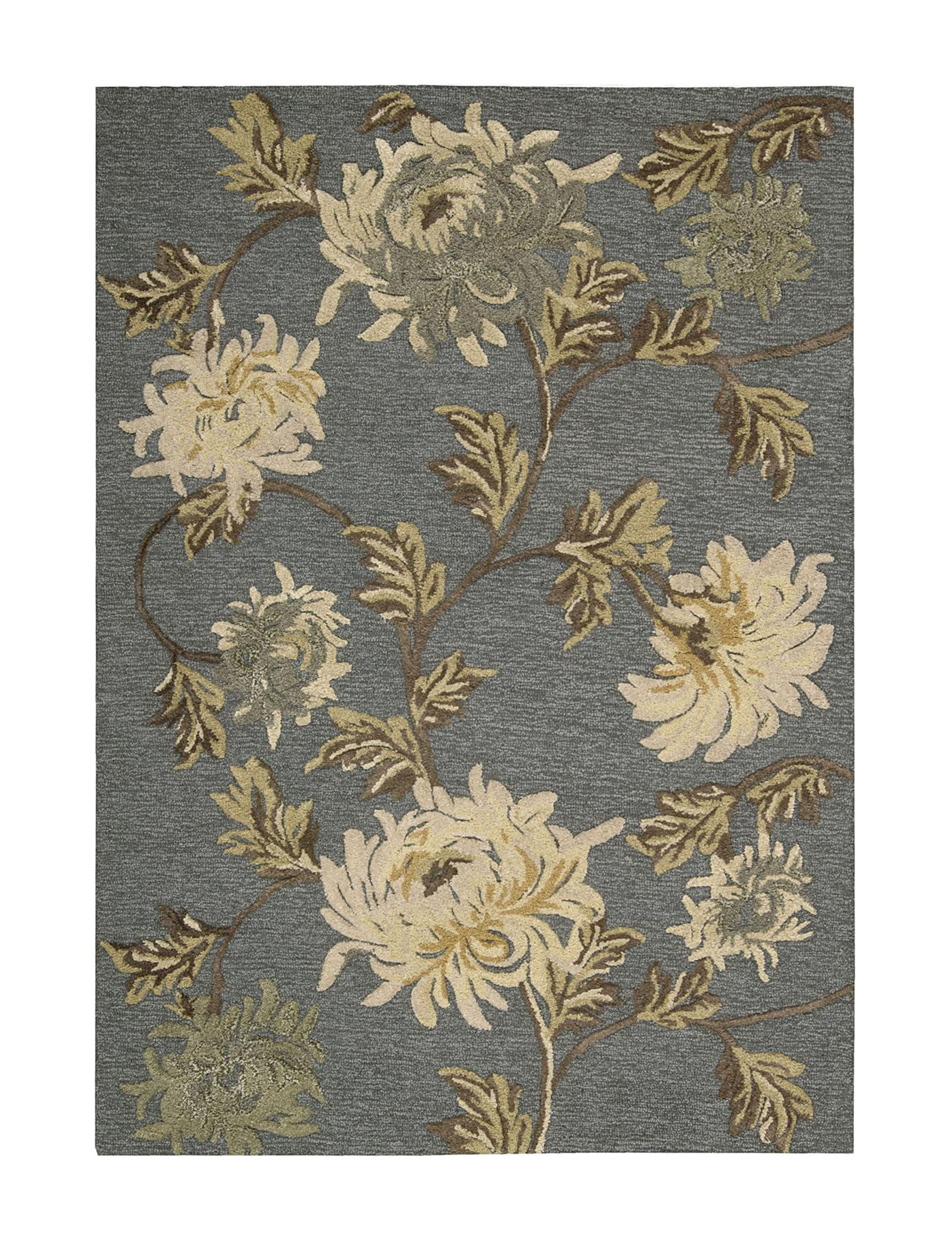 Nourison Denim Accent Rugs Area Rugs Rugs