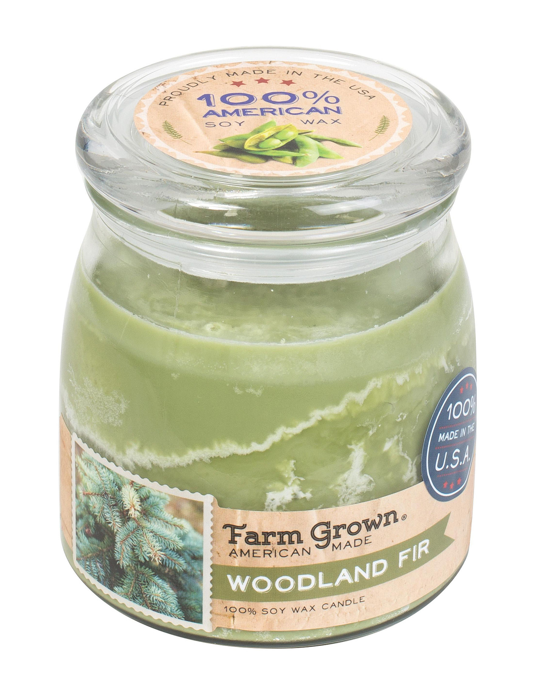 Woodwick Clear Candles & Diffusers Home Accents