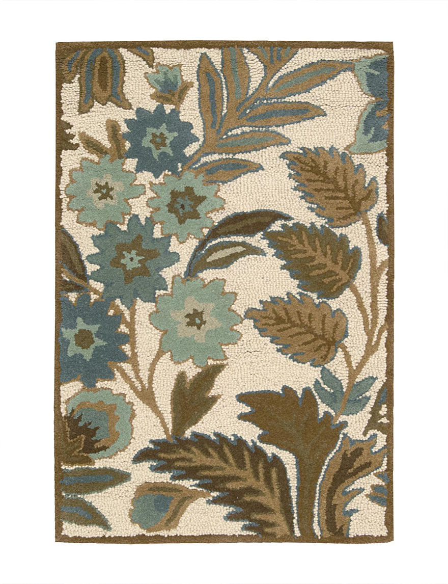 Nourison Ivory Runners Rugs