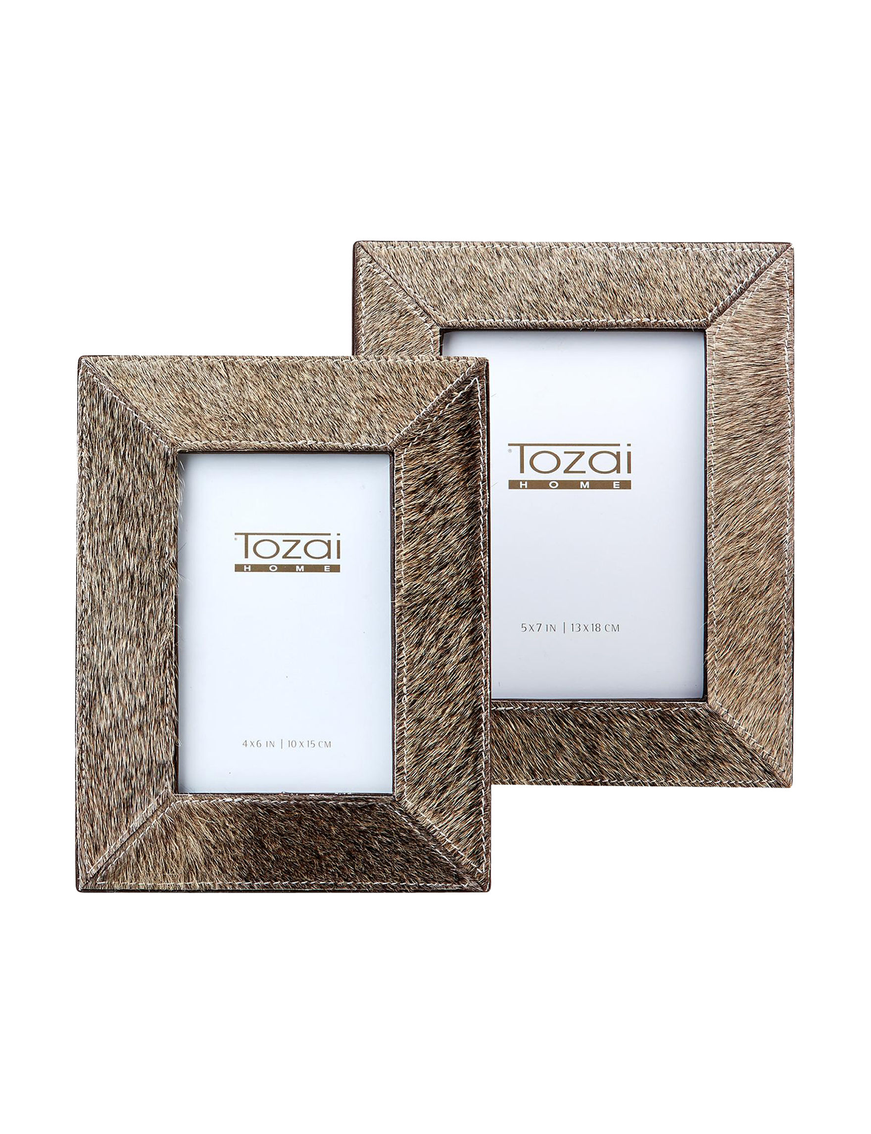 Two's Company Gray Frames & Shadow Boxes Home Accents