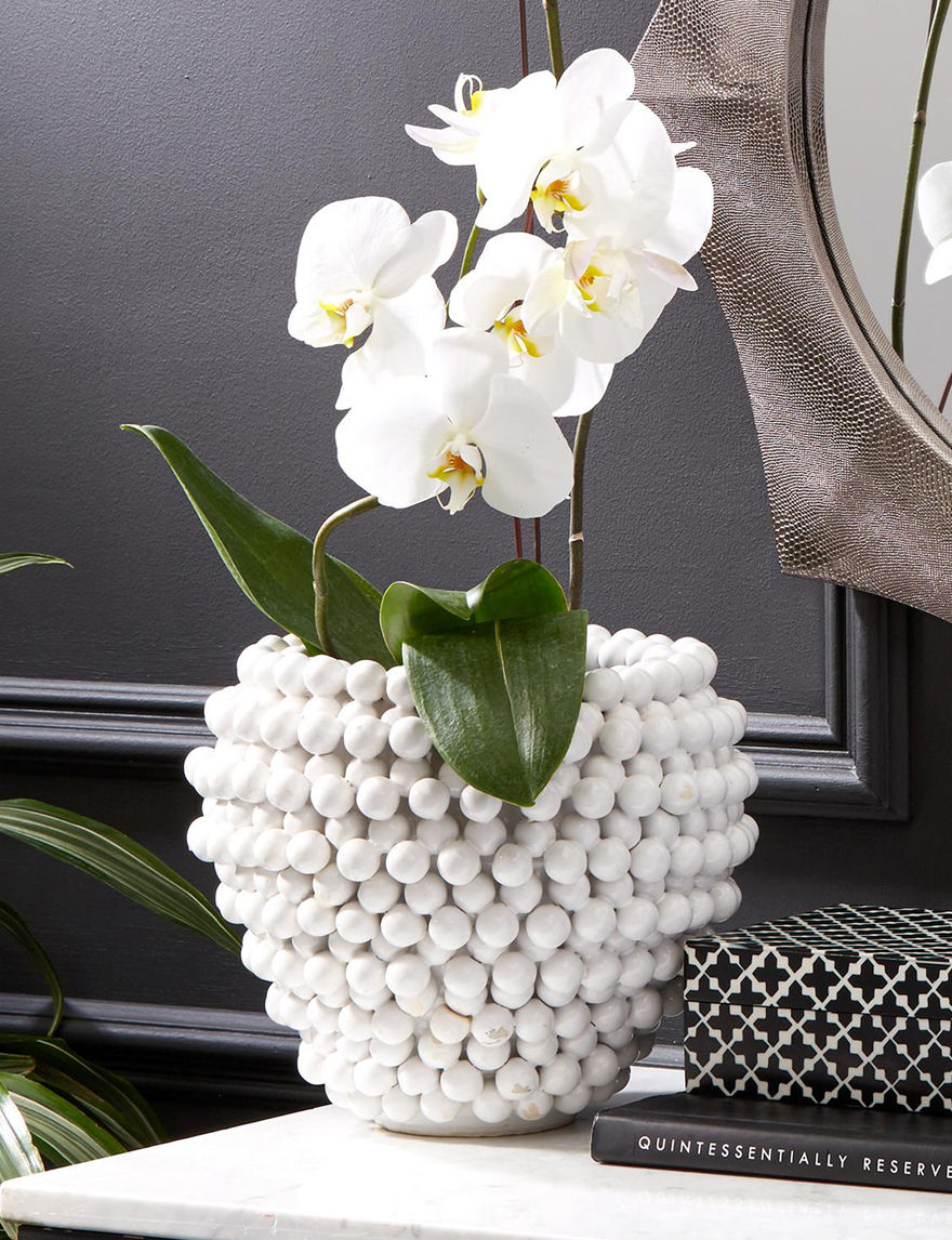 Two's Company White Vases & Decorative Bowls Home Accents
