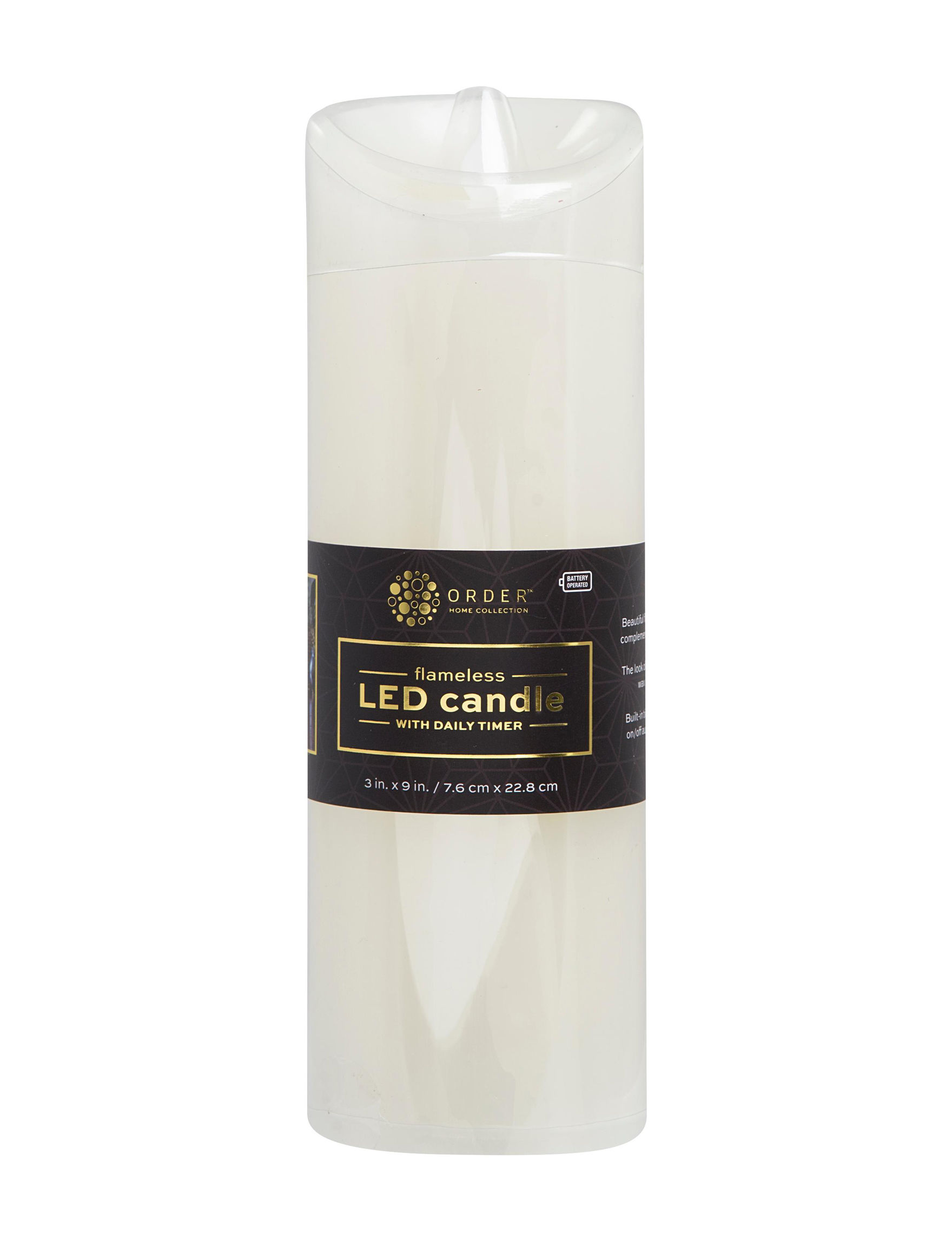 Order Home Collection Clear Candles & Diffusers Home Accents