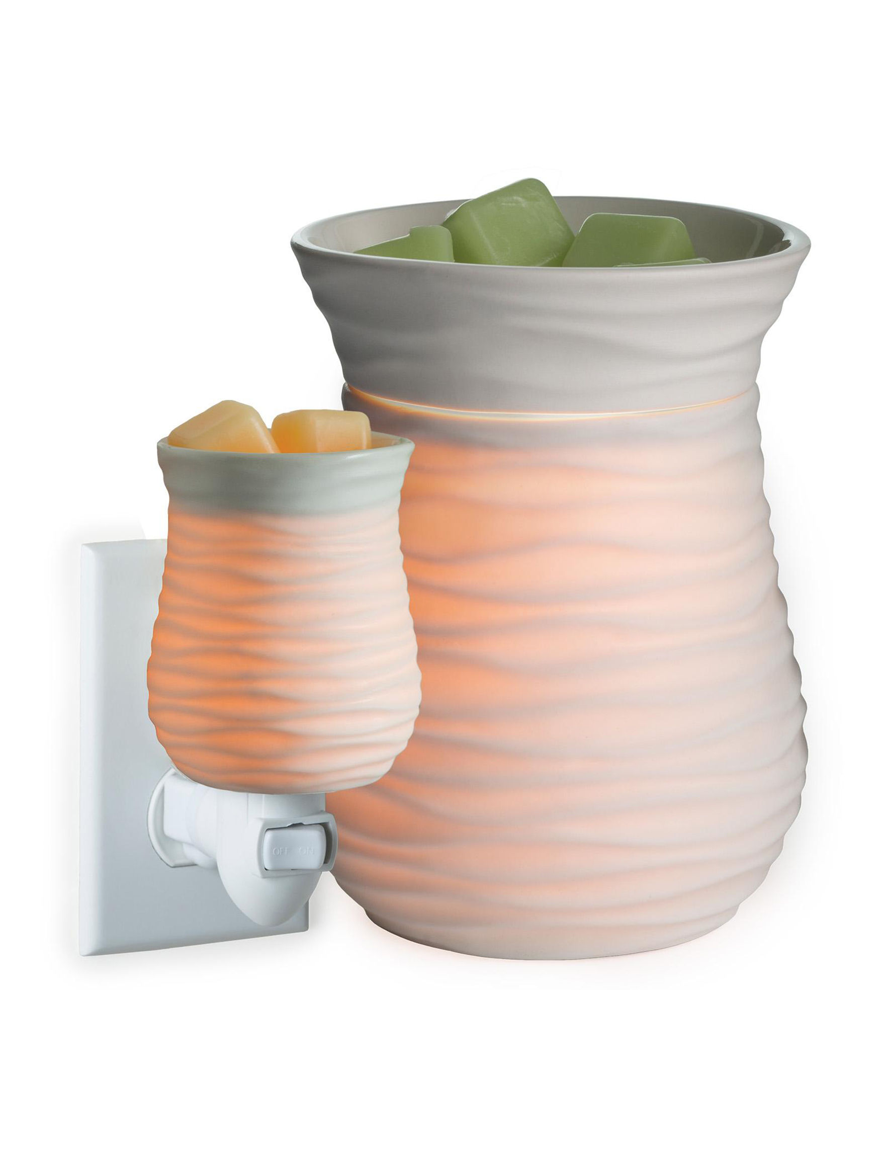 Candle Warmers Clear Candles & Diffusers Home Accents