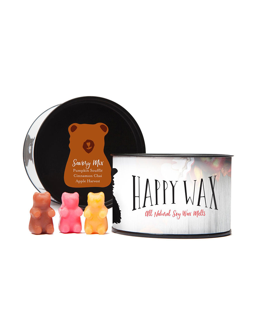 Happy Wax Clear Accessories Candles & Diffusers Wax Melts & Oils1