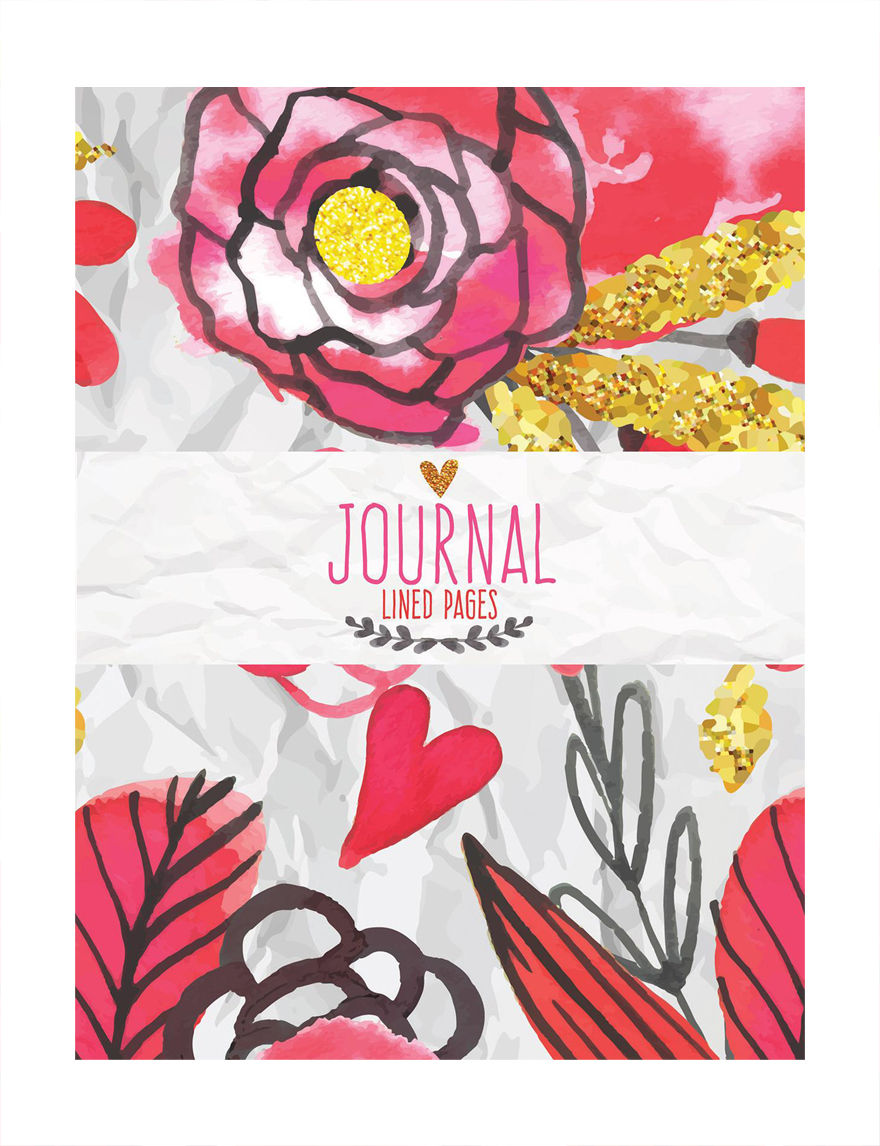 TF Publishing Multi Journals & Notepads School & Office Supplies