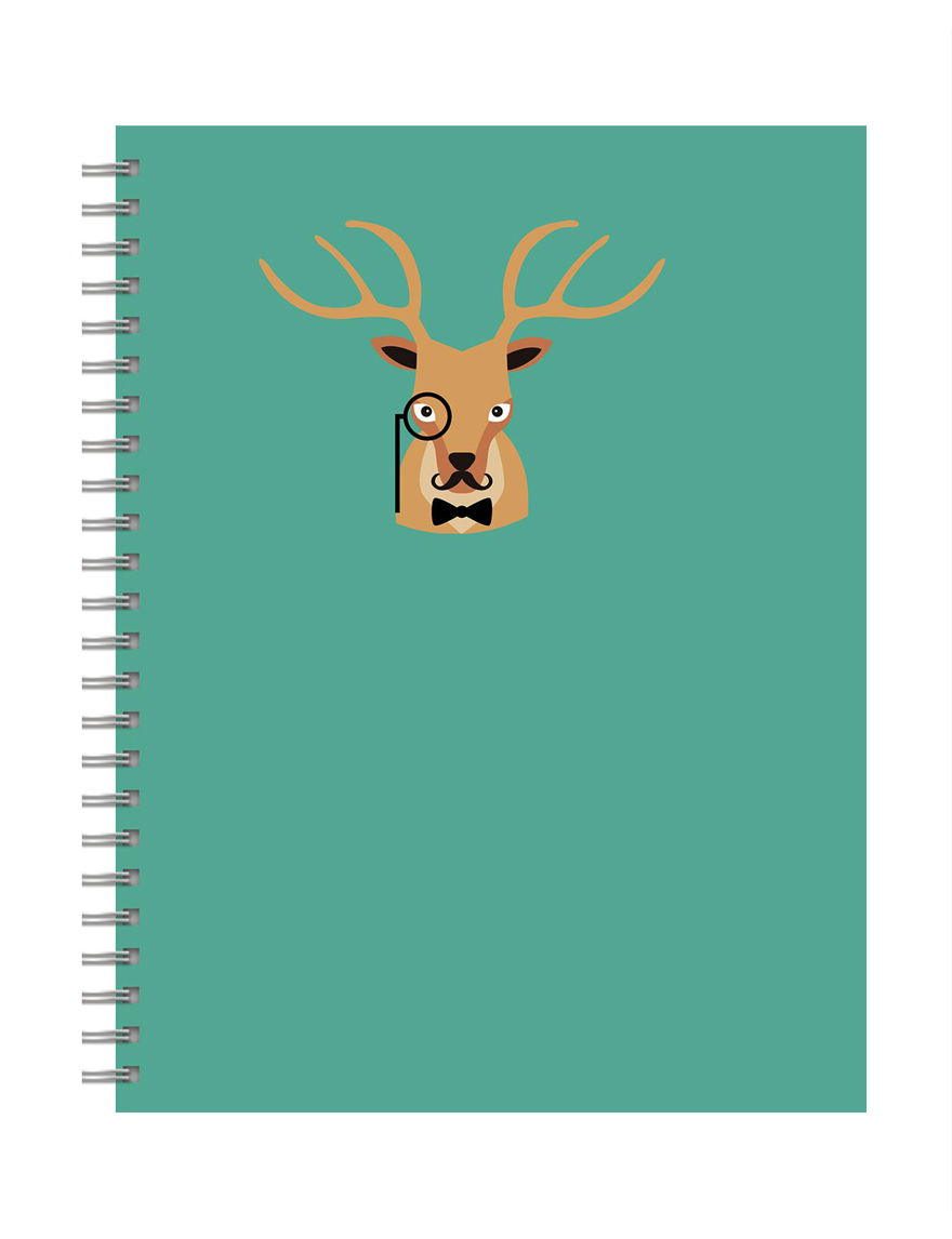 TF Publishing Teal Calendars & Planners School & Office Supplies