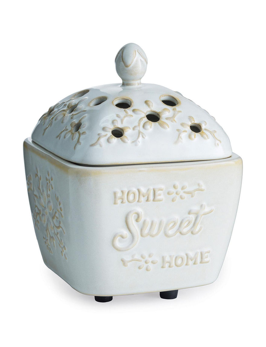Candle Warmers Cream Warmers & Plug Ins Candles & Diffusers Home Accents