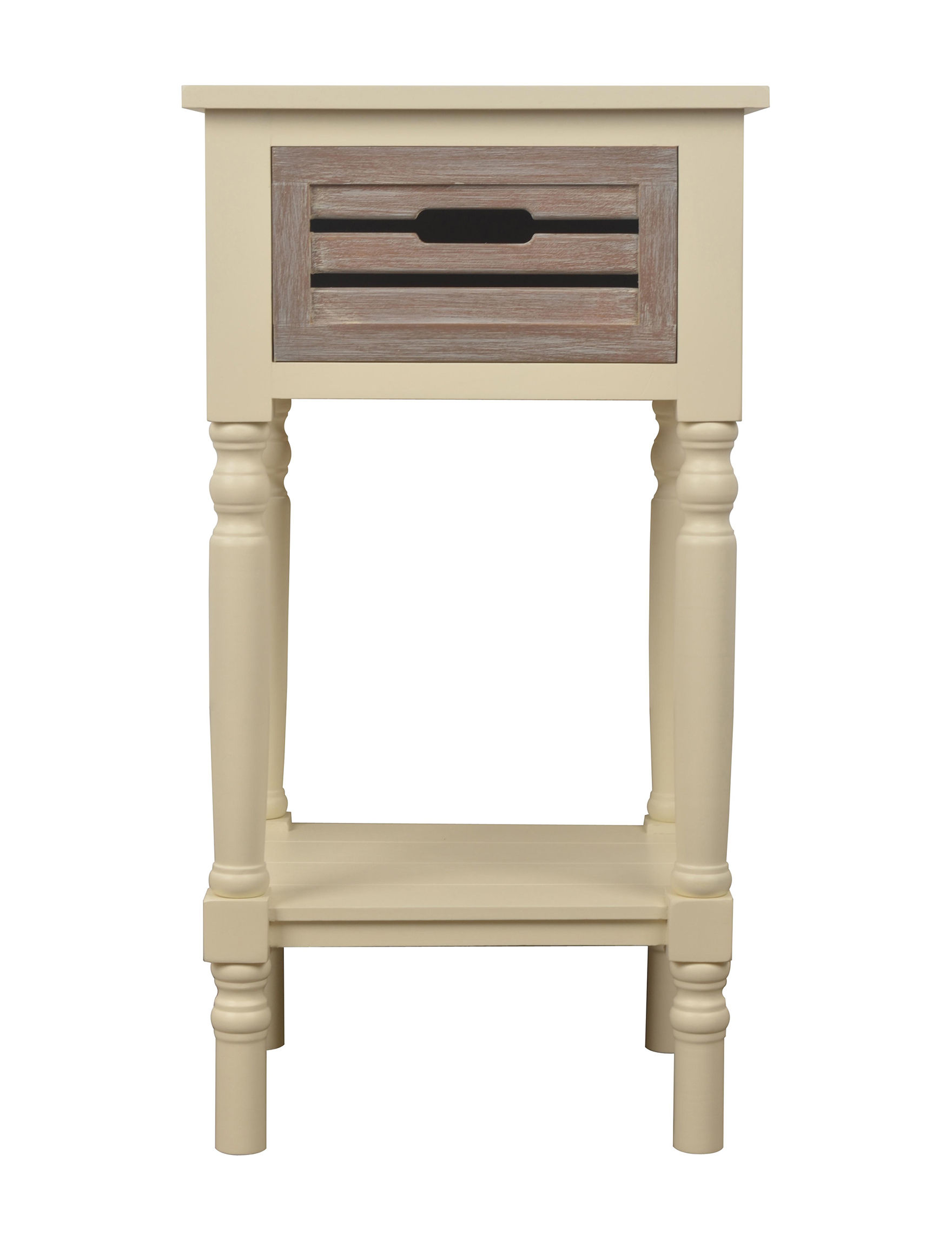 Decor Therapy  Accent & End Tables Entryway Furniture Home Office Furniture Living Room Furniture