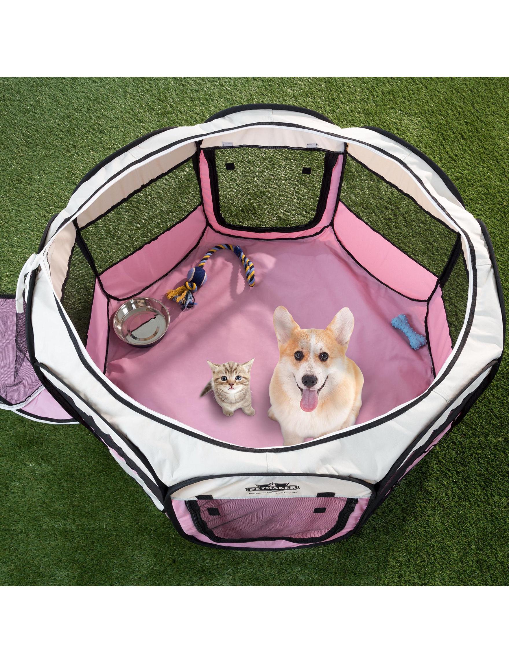 Petmaker Pink Pet Beds & Houses