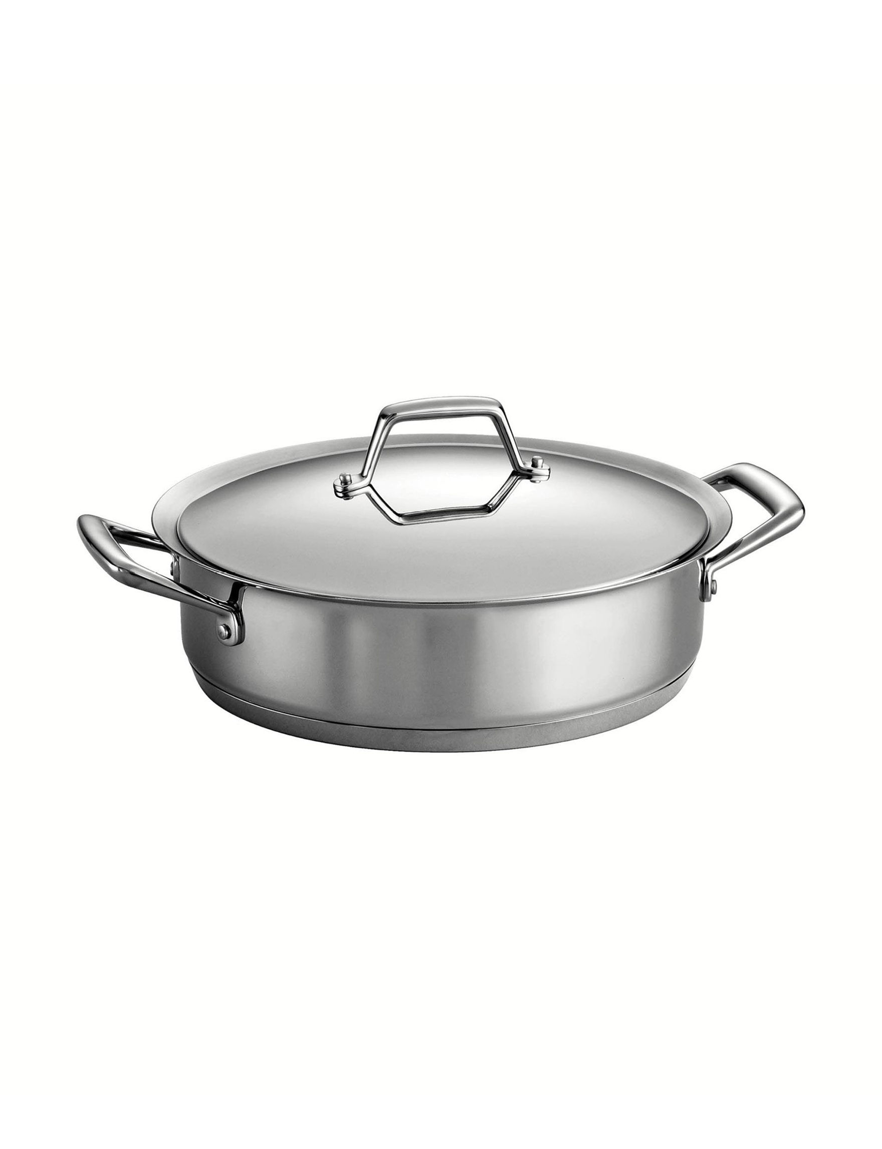 Tramontina 5-qt. Gourmet Prima Covered Casserole | Stage ...