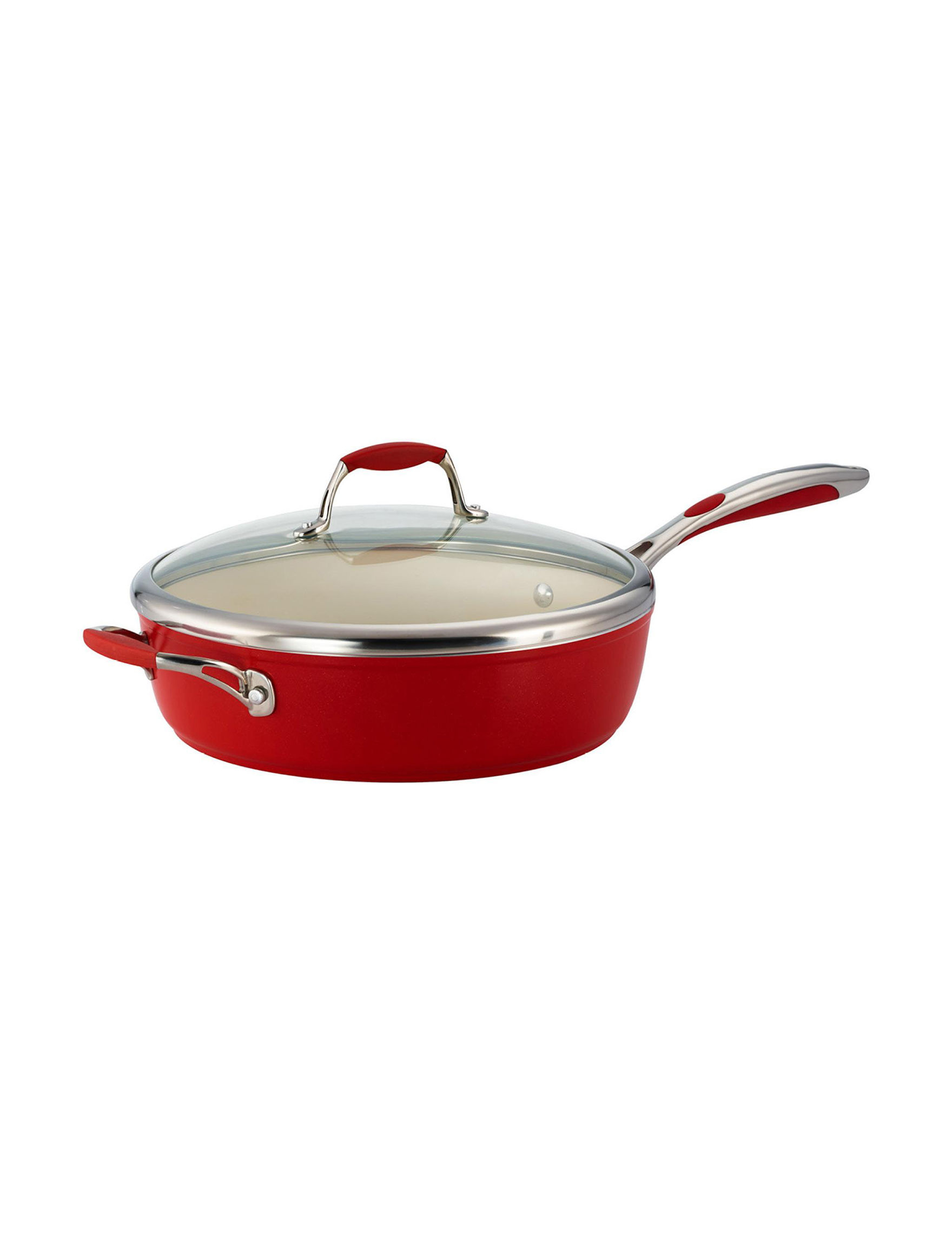 Tramontina Red Frying Pans & Skillets Cookware