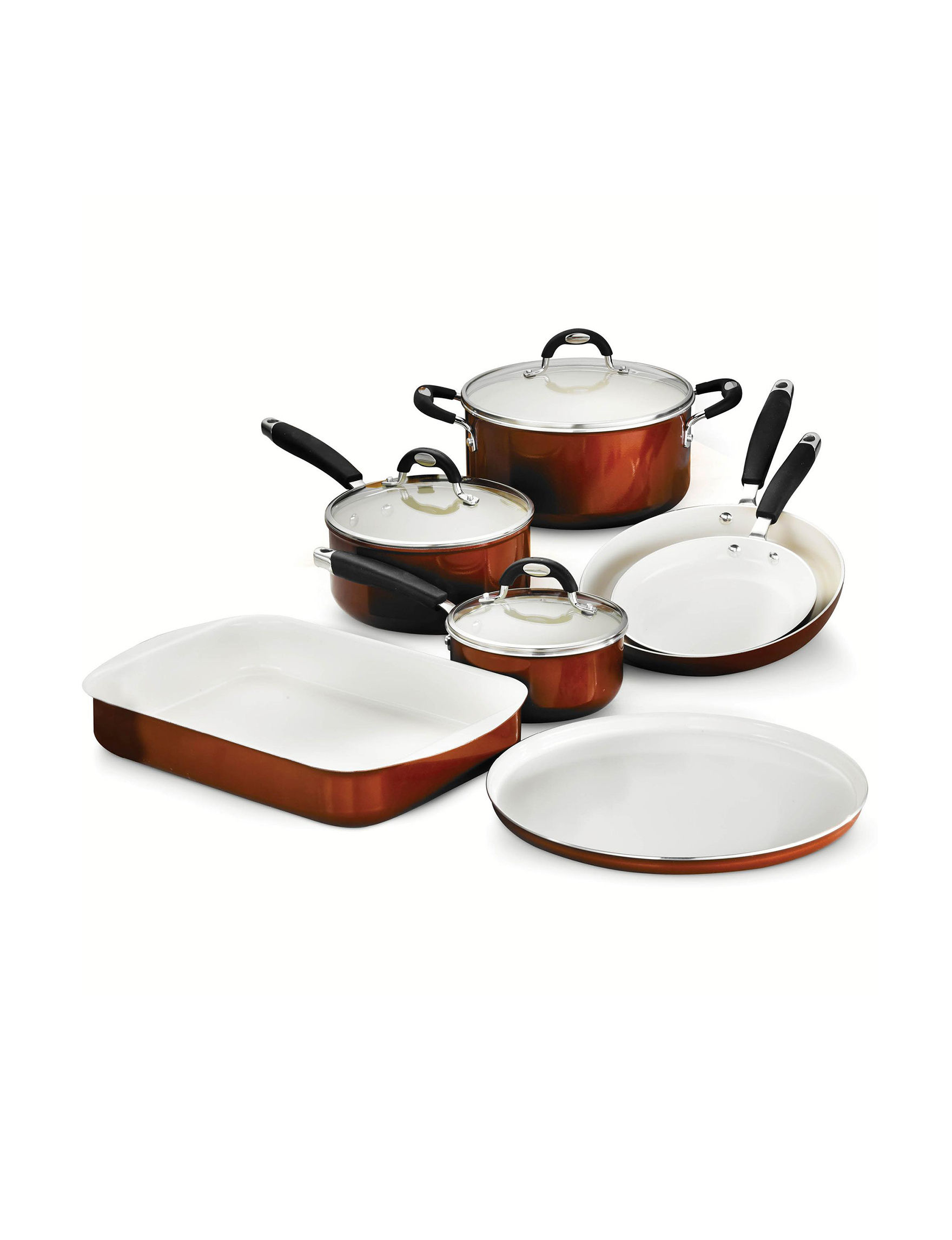 Tramontina Copper Bakeware Sets Cookware Sets Bakeware Cookware