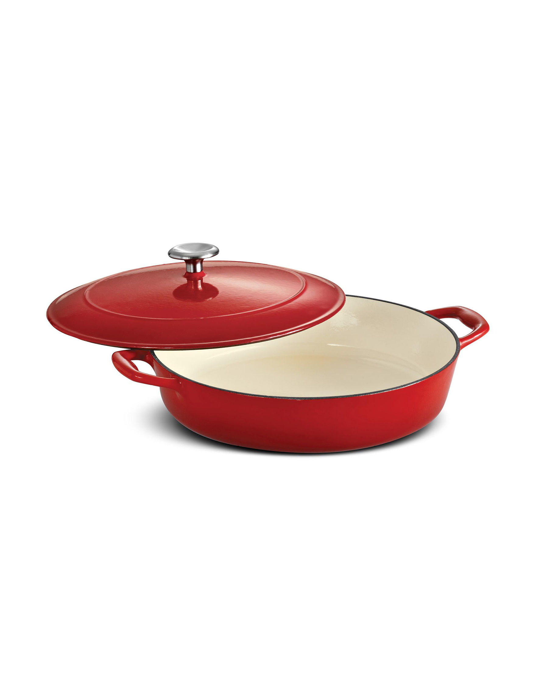 Tramontina Red Cookware