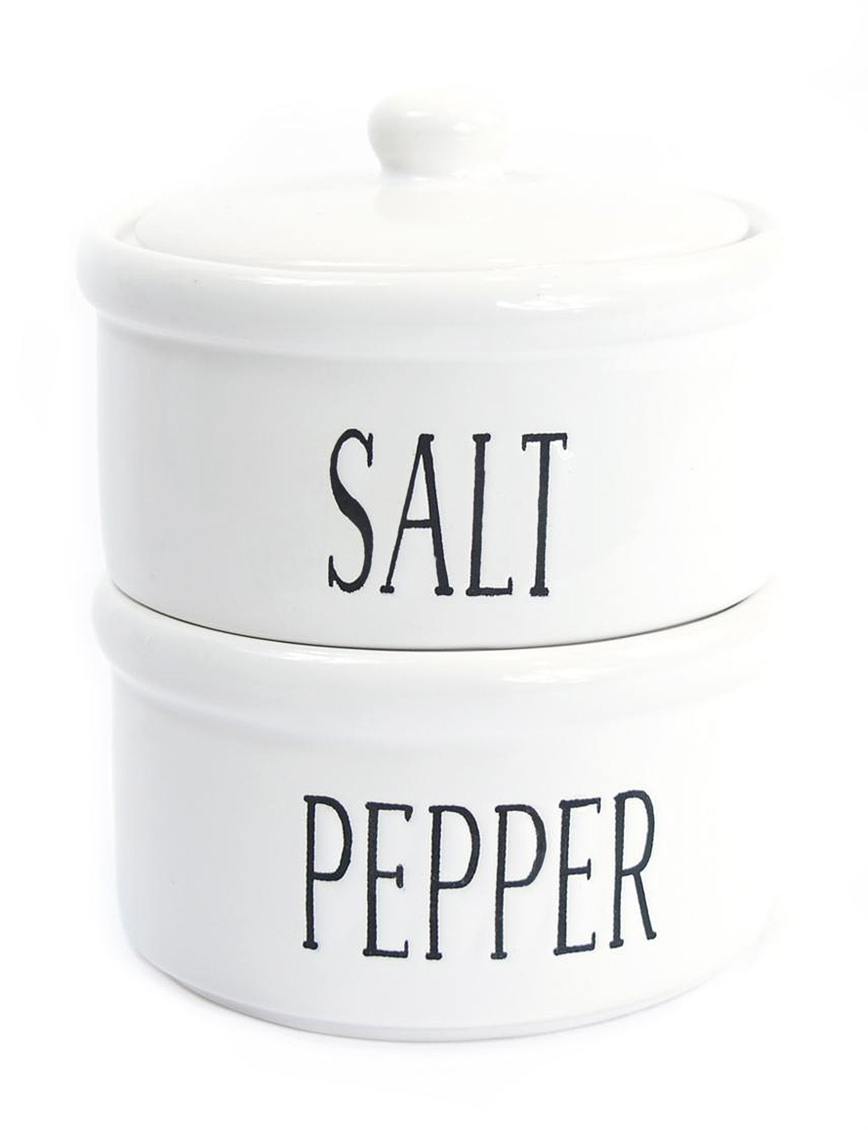 Mud Pie Multi Salt & Pepper Shakers Serveware