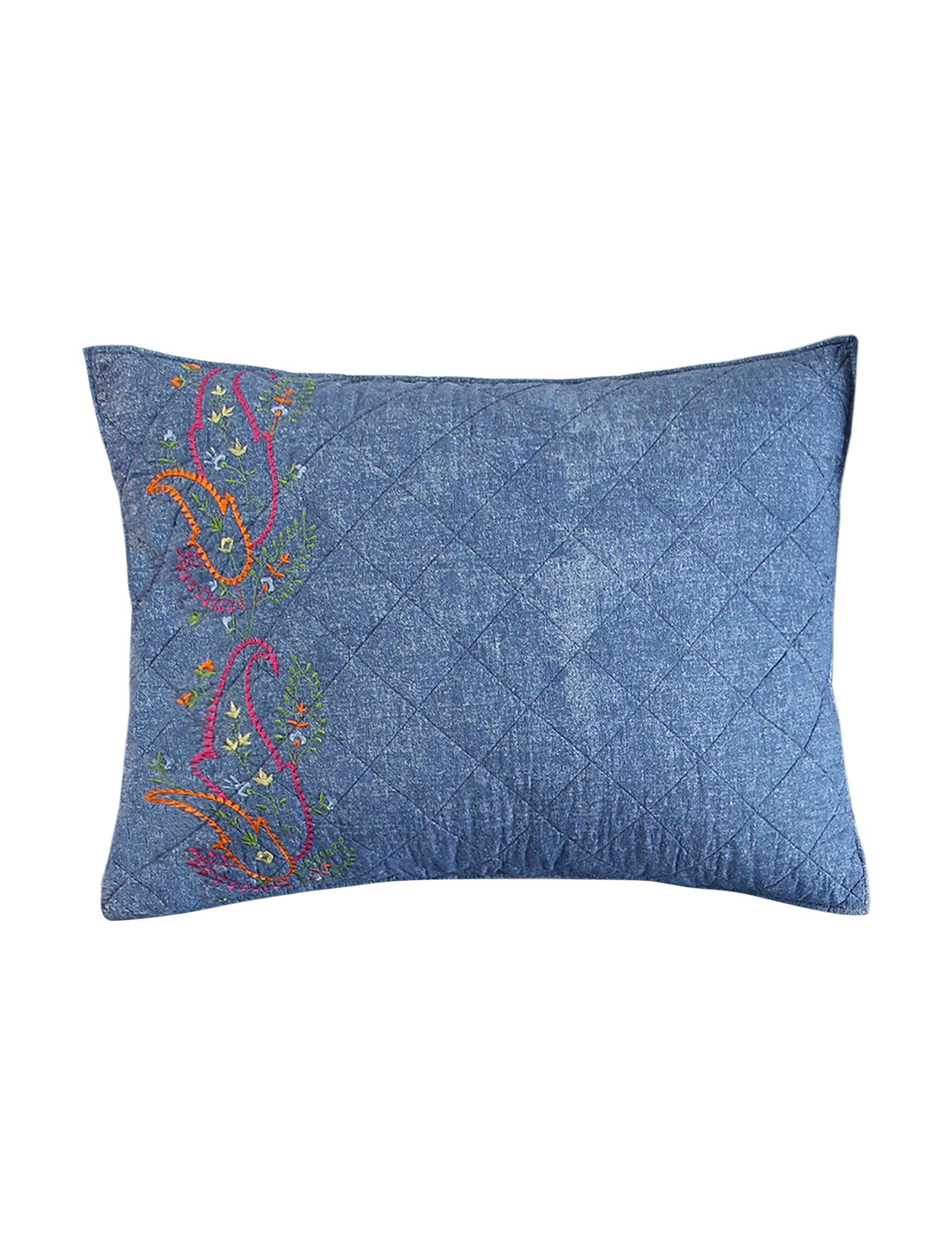 1977 Dry Goods Multi Pillow Shams