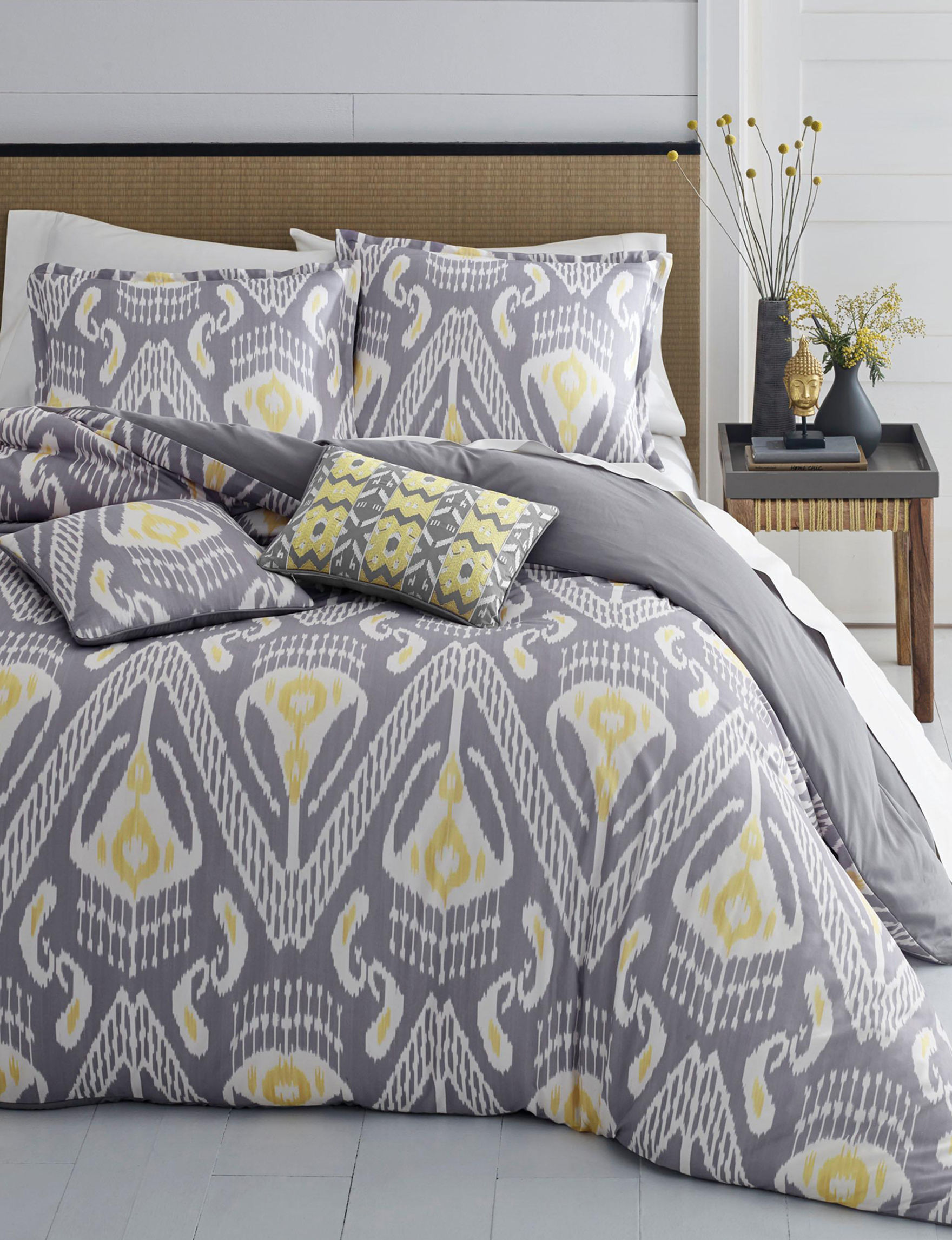 Azalea Grey Duvets & Duvet Sets