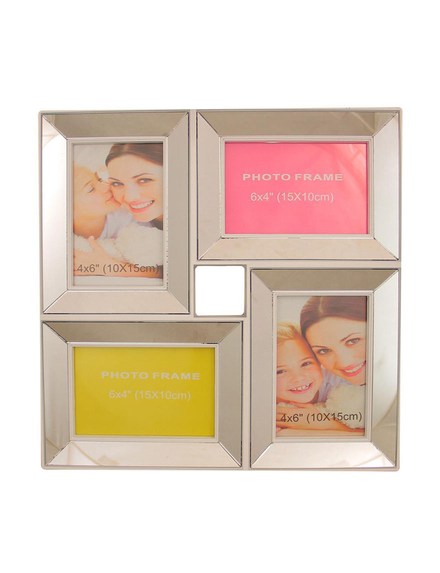 Northlight White Frames & Shadow Boxes Home Accents