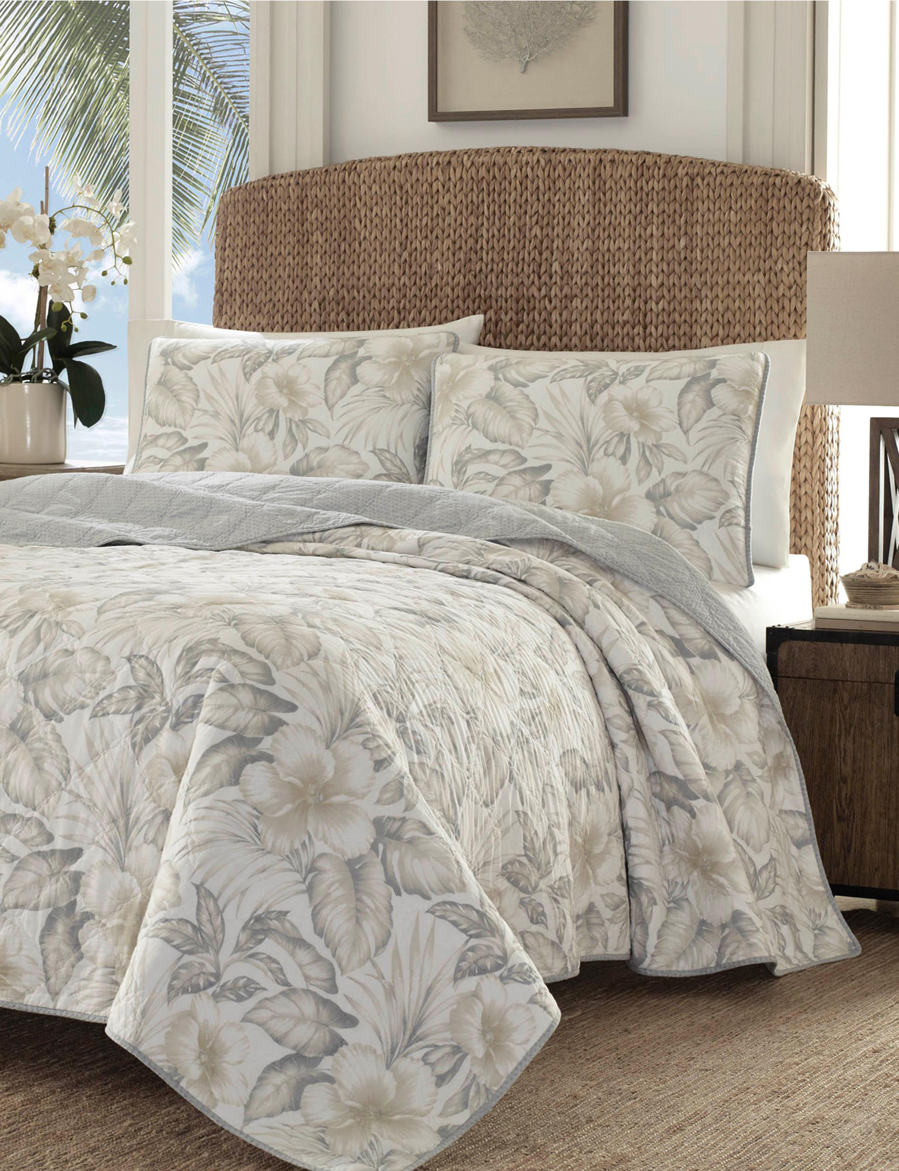 Tommy Bahama Brown Quilts & Quilt Sets
