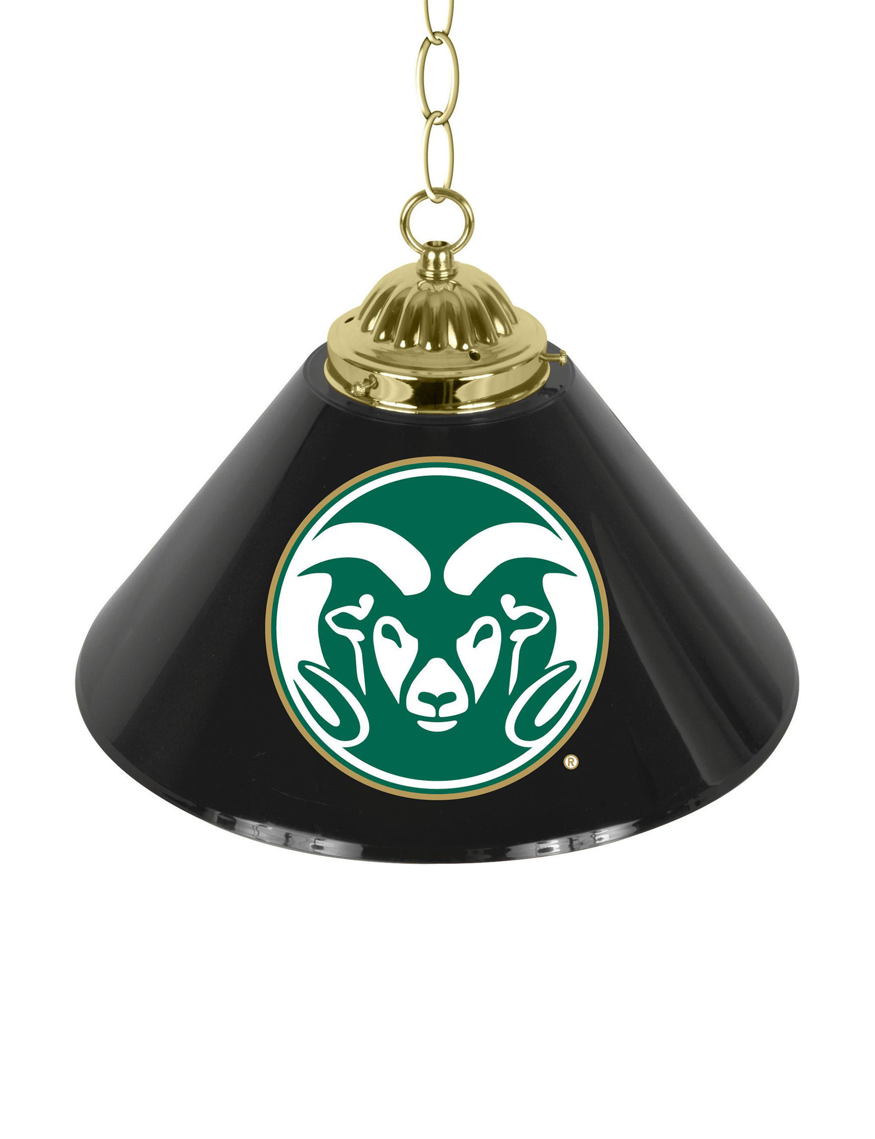 NCAA Green Lighting & Lamps