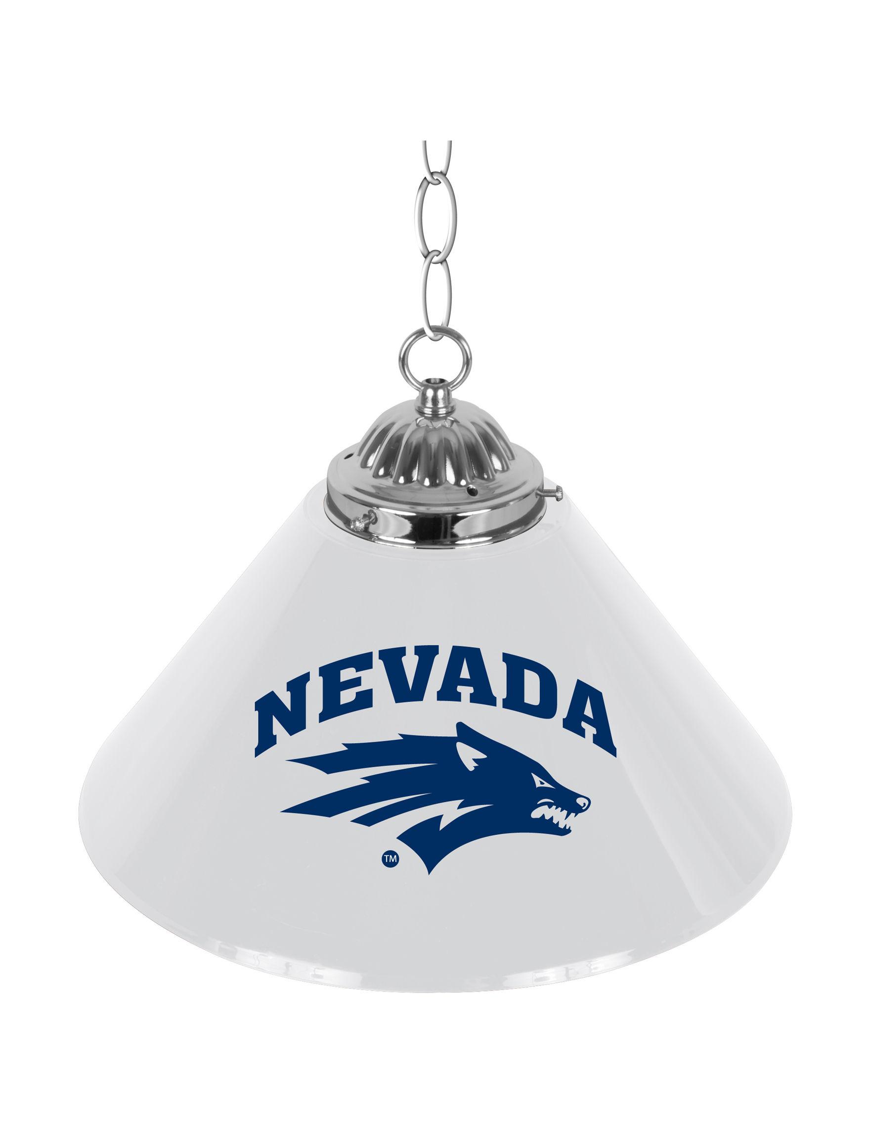 NCAA Blue / Silver Lighting & Lamps