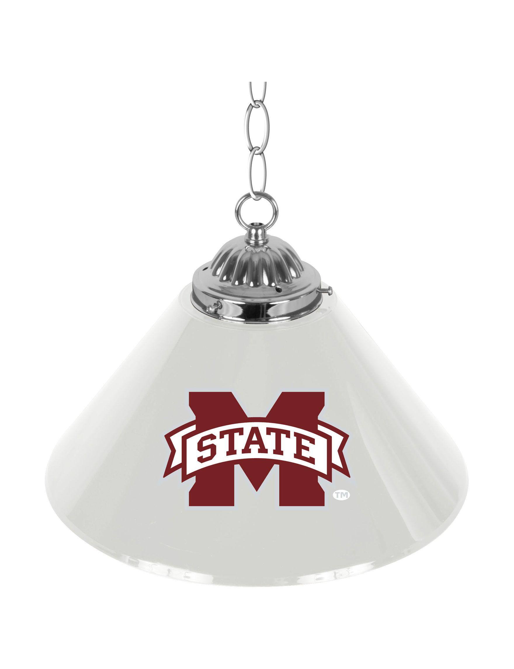 NCAA Maroon Lighting & Lamps