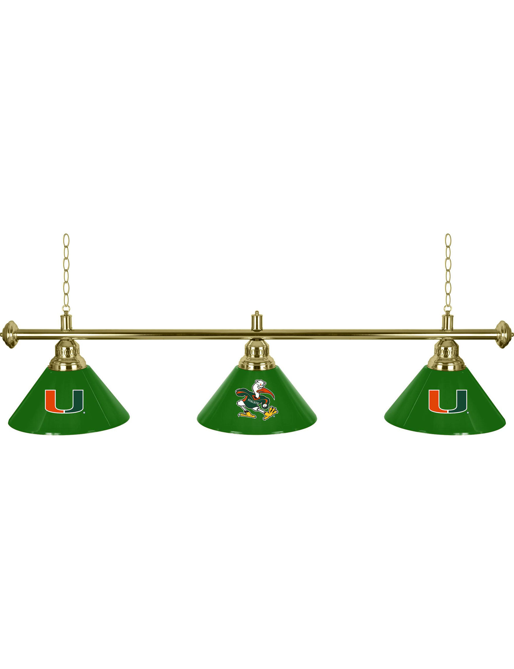 NCAA Green Lighting & Lamps
